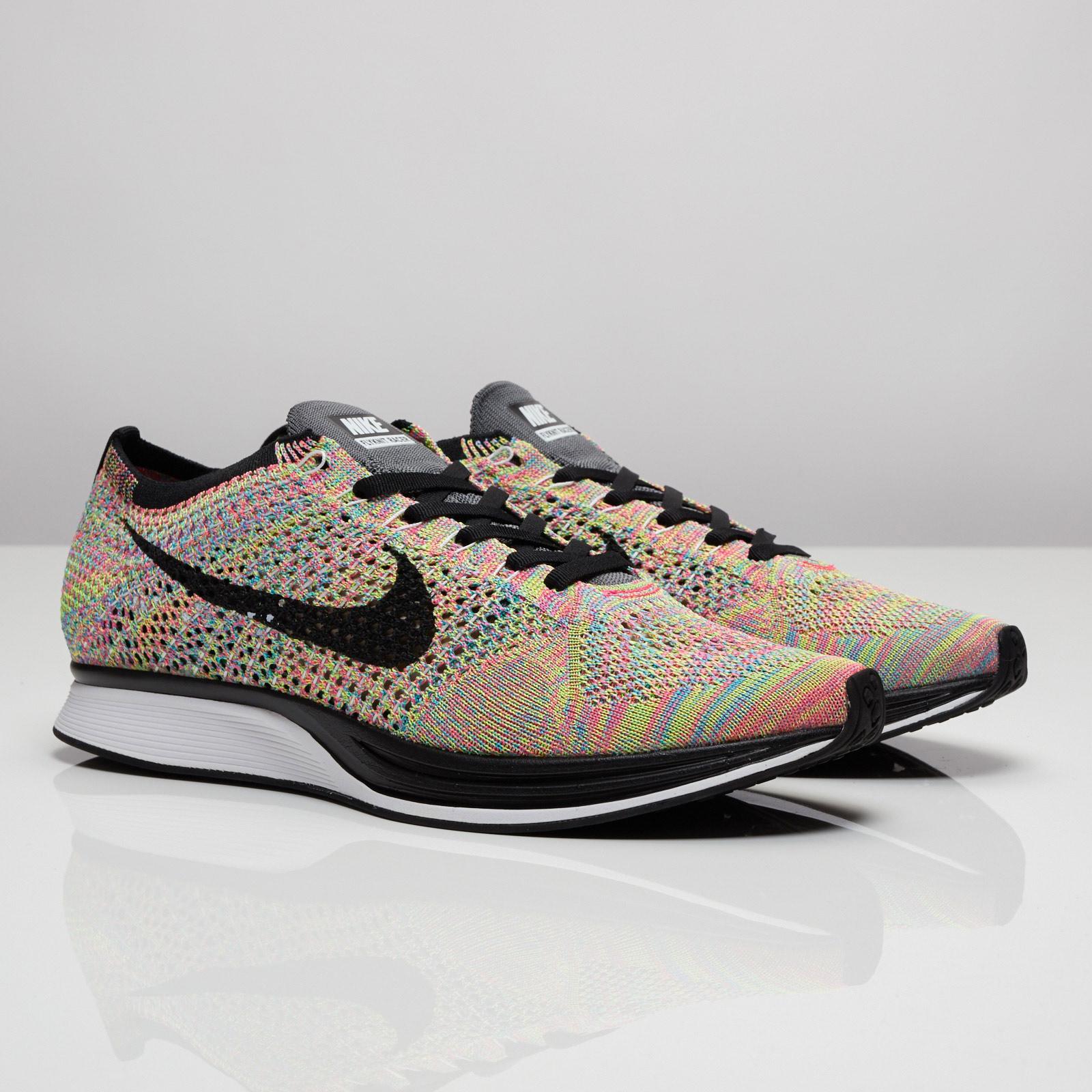 3bb209a879251 Nike Flyknit Racer - 526628-004 - Sneakersnstuff