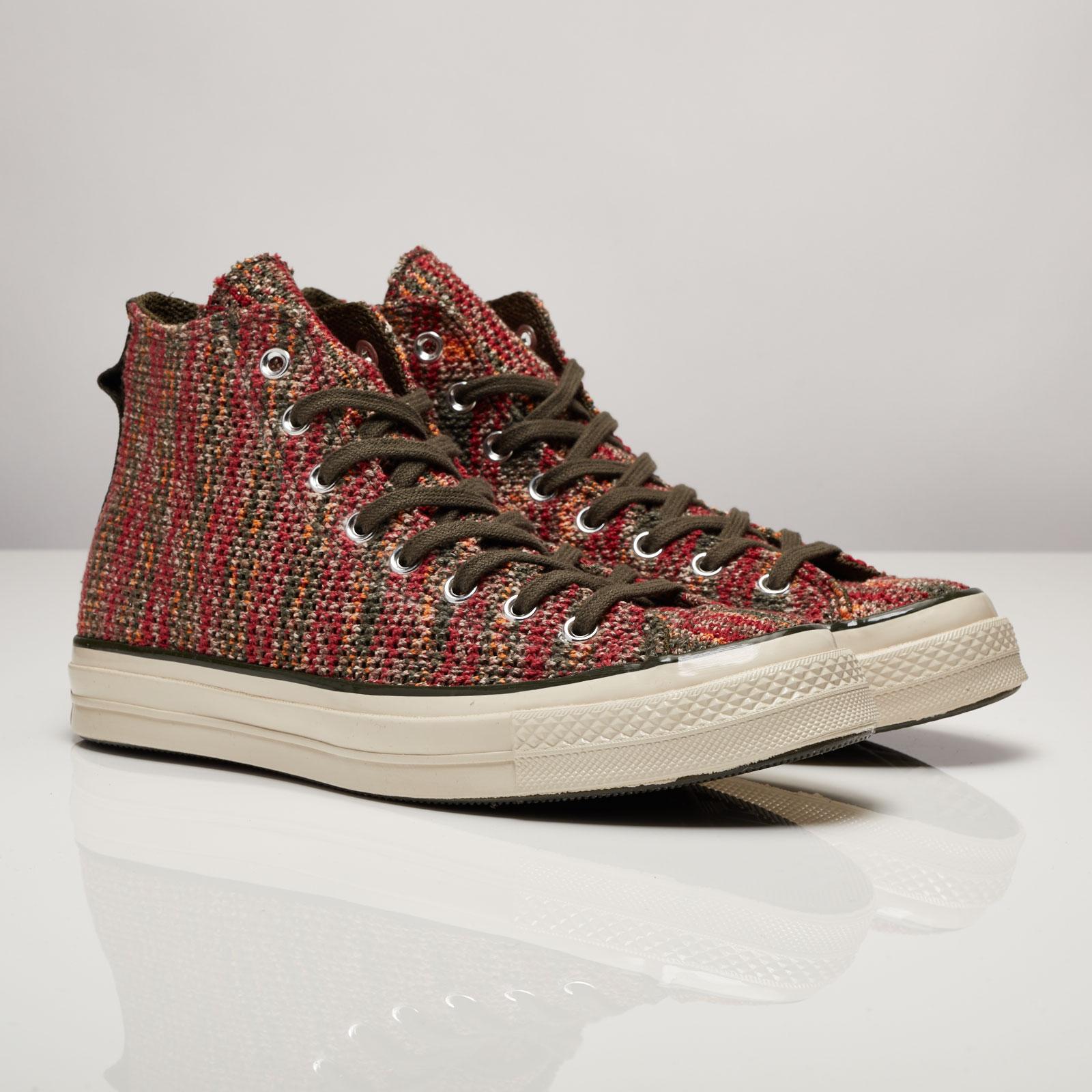 bb1afb4f46e9 Converse Chuck Taylor All Star Missoni Hi - 153105c - Sneakersnstuff ...