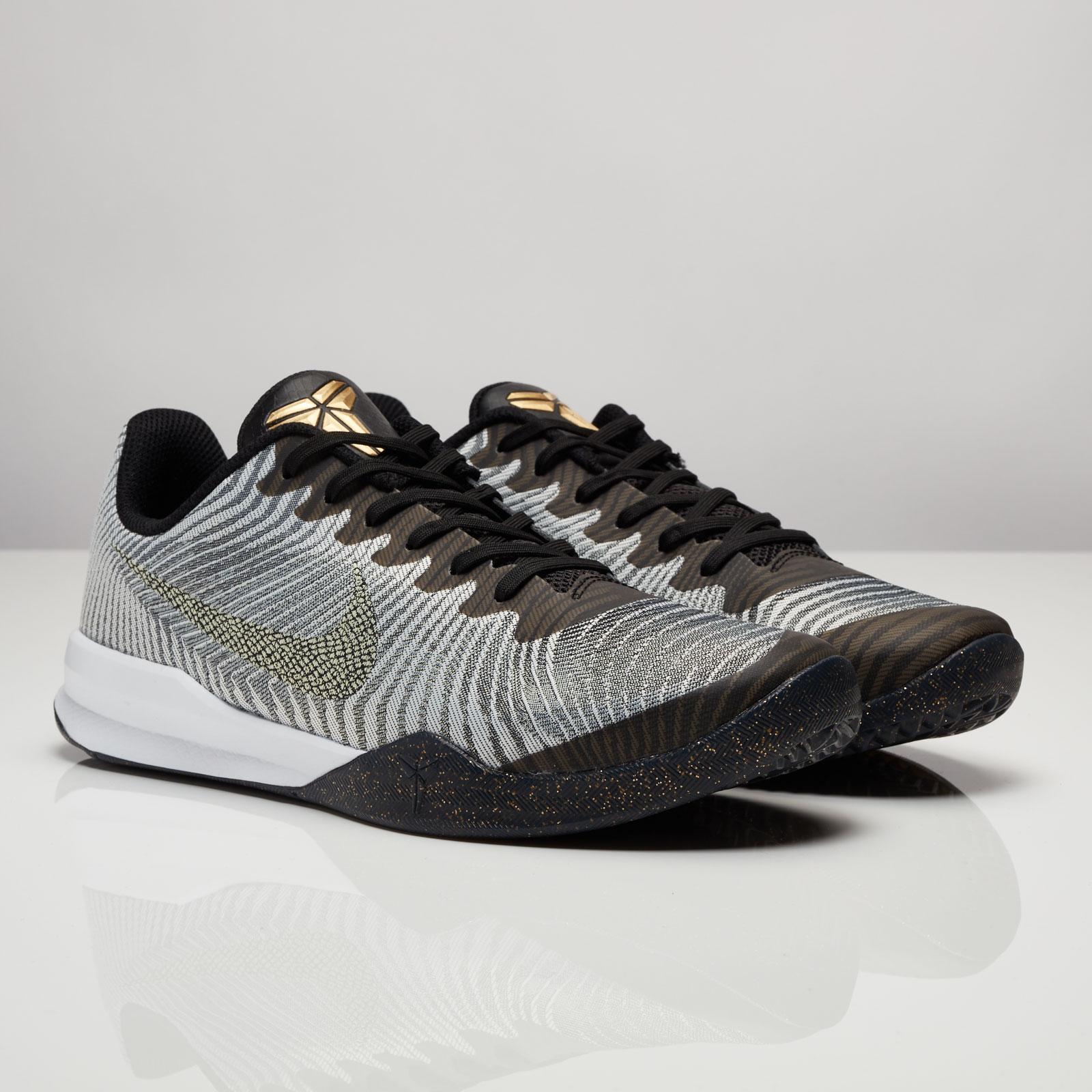 daa018f5903b Nike KB Mentality 2 - 818952-005 - Sneakersnstuff