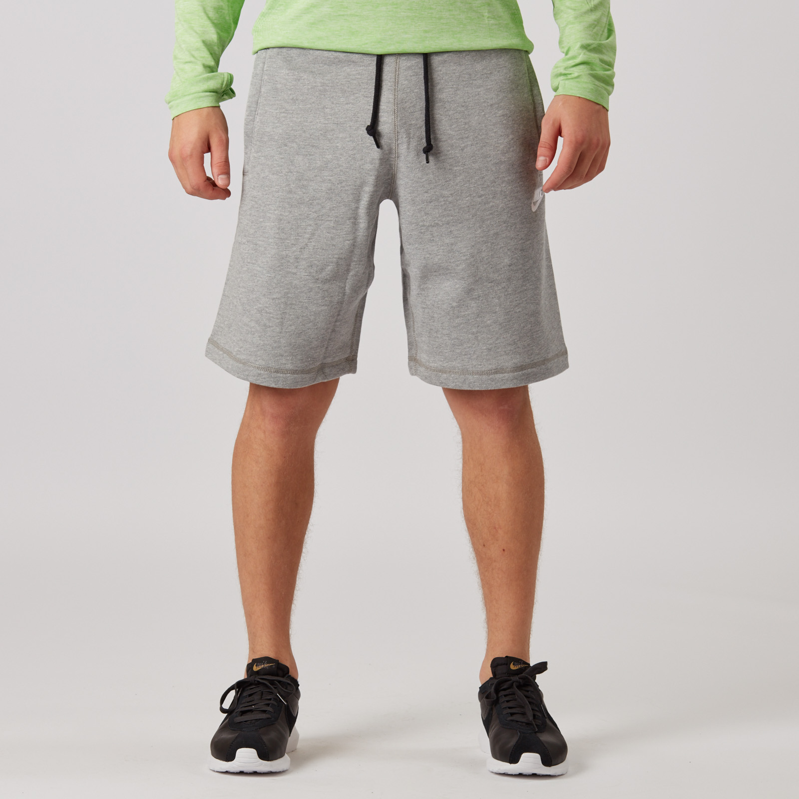Nike AW77 French Terry Shorts 545358 063 Sneakersnstuff