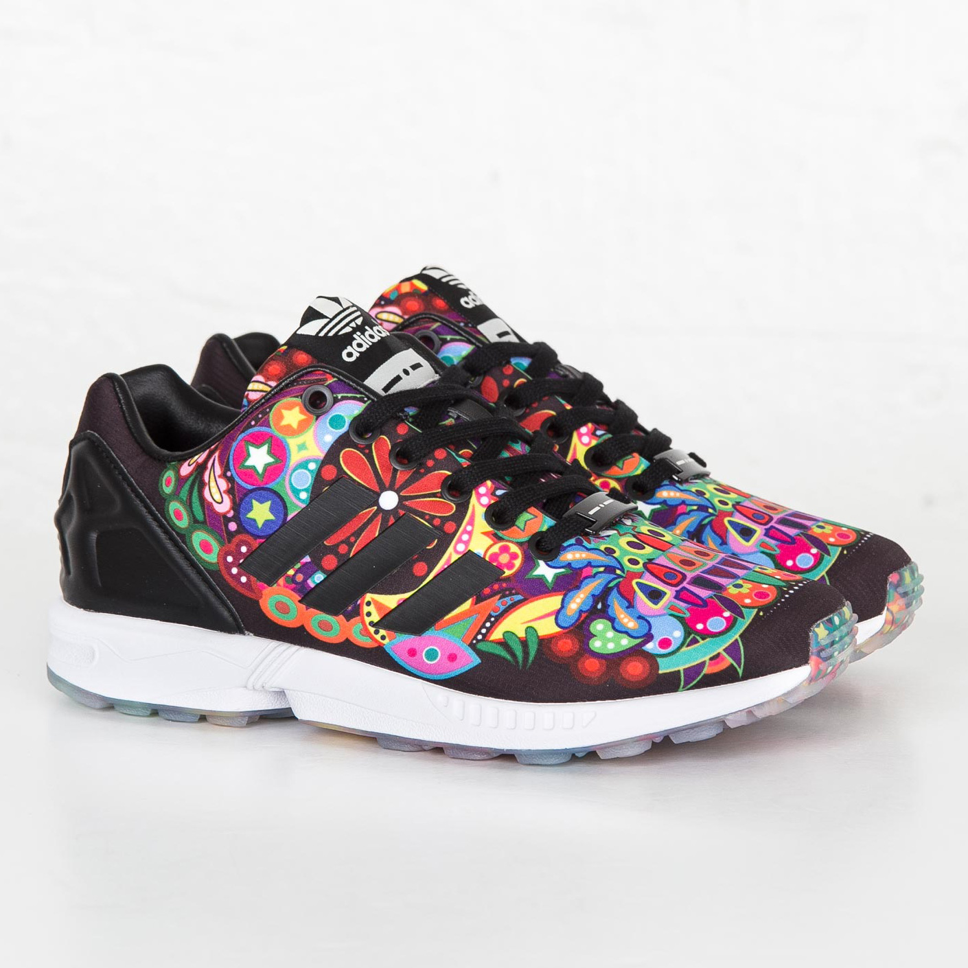 delicate colors size 7 shades of adidas ZX Flux - Aq5460 - Sneakersnstuff | sneakers ...