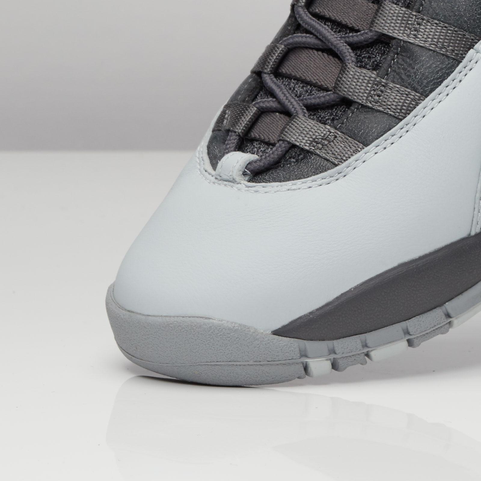 2b947415fd20 Jordan Brand Air Jordan Retro 10 (GS) - 310806-004 - Sneakersnstuff ...