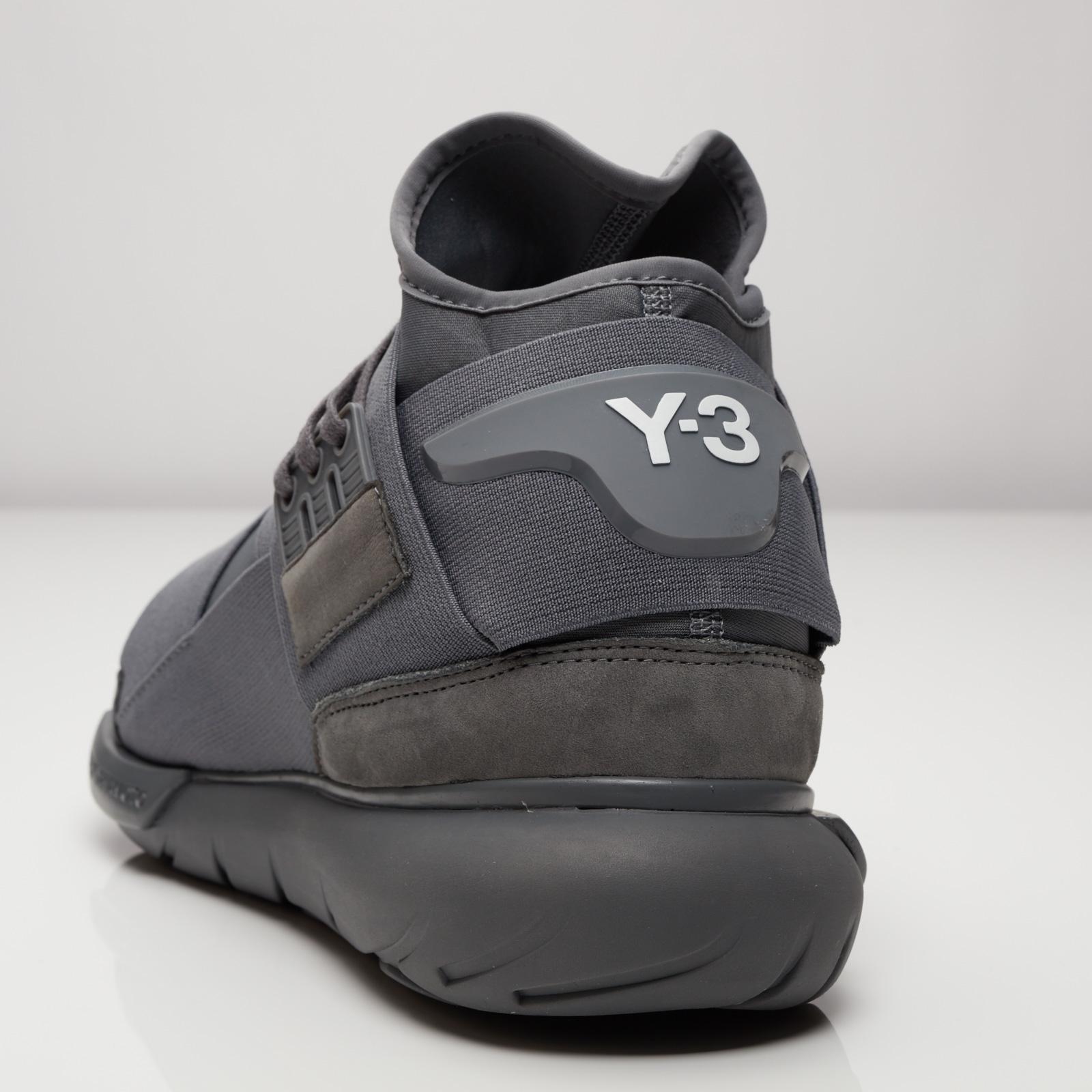dbca438b53c07 adidas Y-3 Qasa High - Bb4734 - Sneakersnstuff