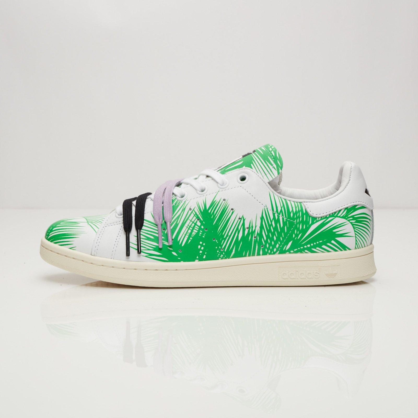 7585e8f87f473 adidas PW Stan Smith BBC Palm Tree - S82071 - Sneakersnstuff ...