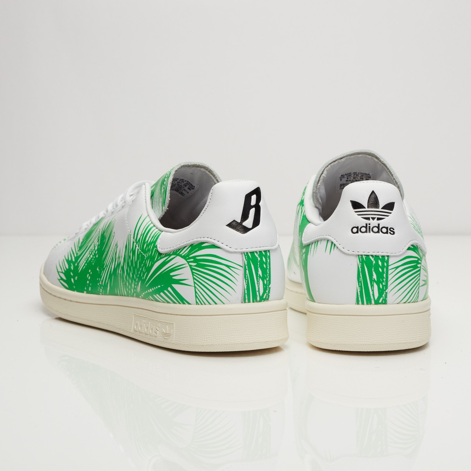bf27ec9c55a2c adidas PW Stan Smith BBC Palm Tree - S82071 - Sneakersnstuff ...