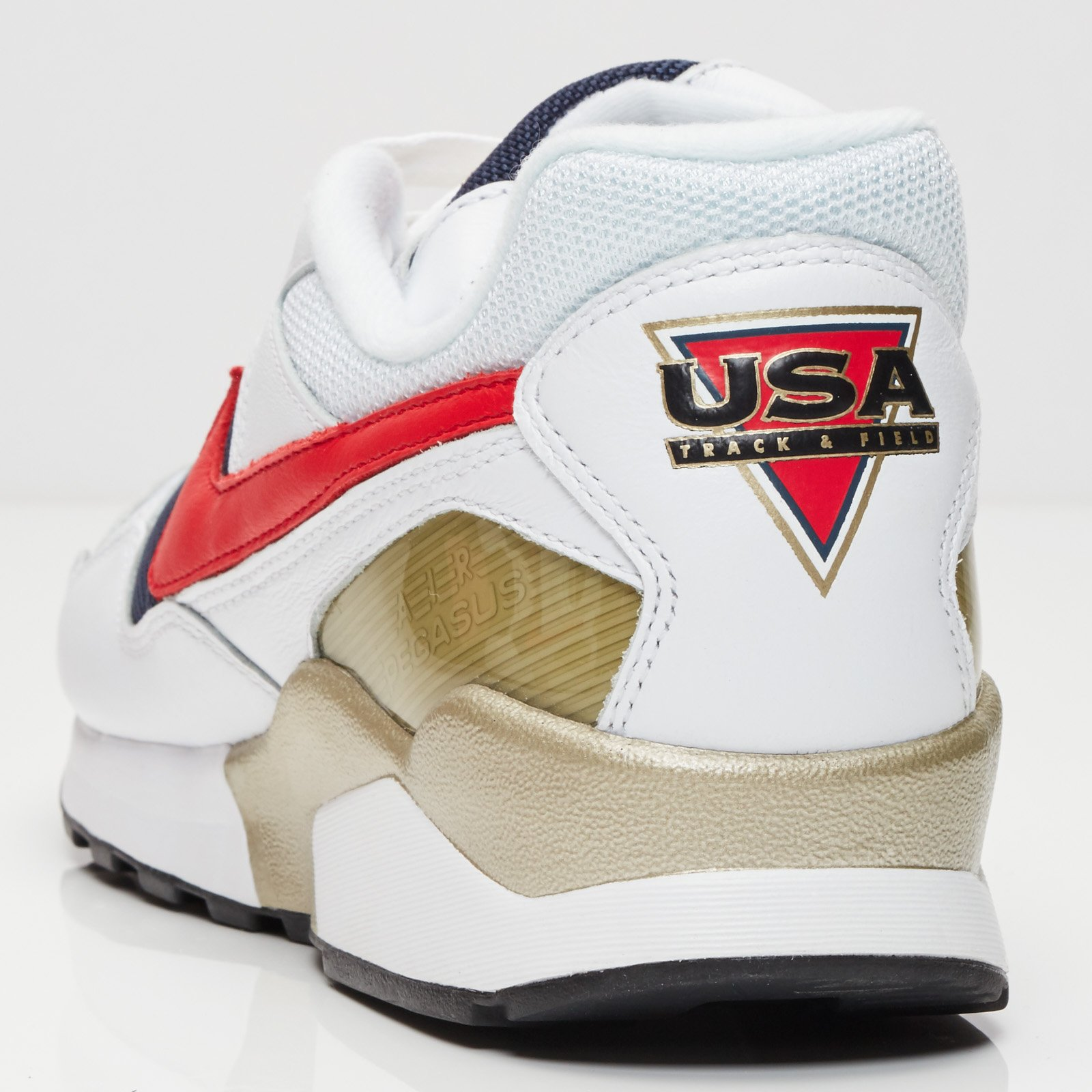de1d2a0ab8c7 Nike Air Pegasus 92 Premium - 844964-100 - Sneakersnstuff