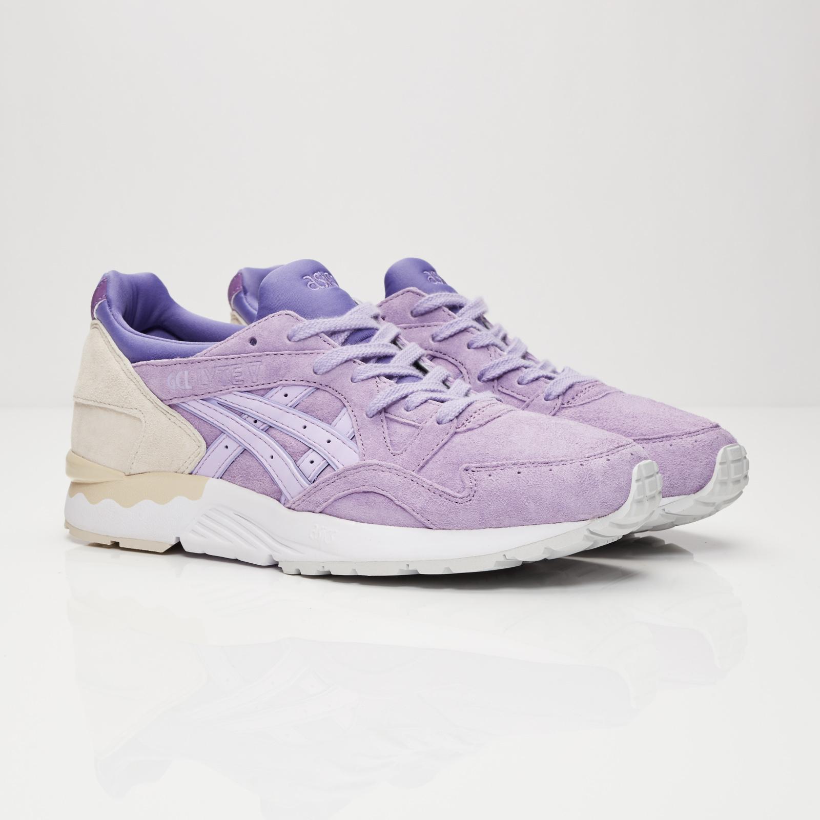 Asics Gel Lyte V Damen Sneaker H63TK 3535 Lavender