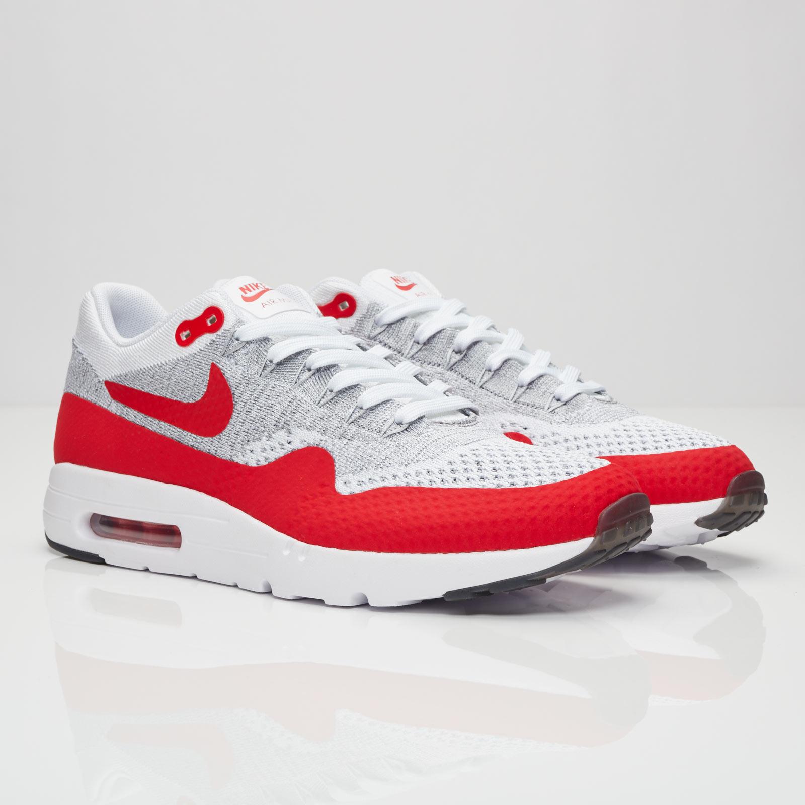 Nike Air Max 1 Ultra Flyknit - 843384-101 - Sneakersnstuff ... 2829773212