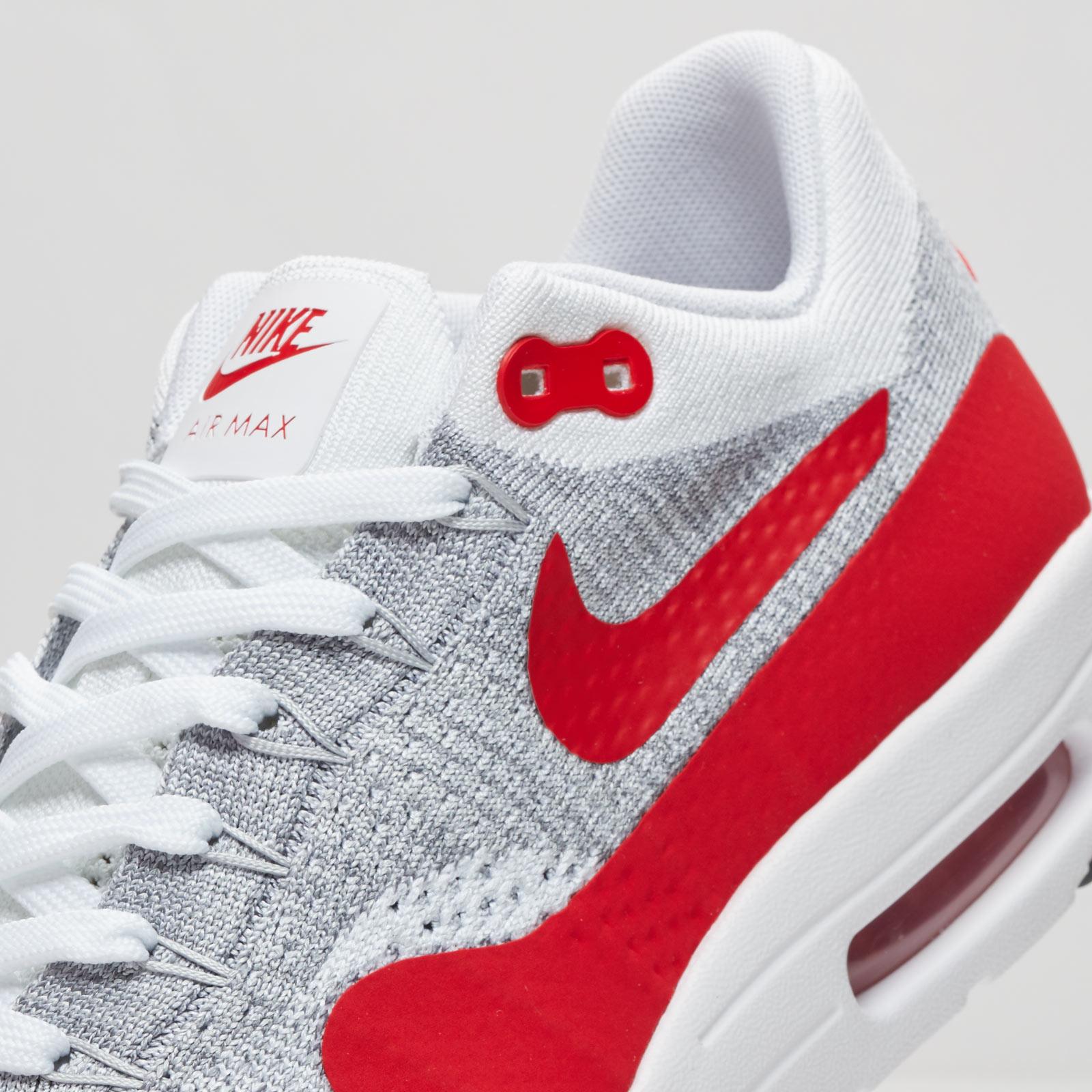 2869acf1dd Nike Air Max 1 Ultra Flyknit - 843384-101 - Sneakersnstuff | sneakers &  streetwear online since 1999