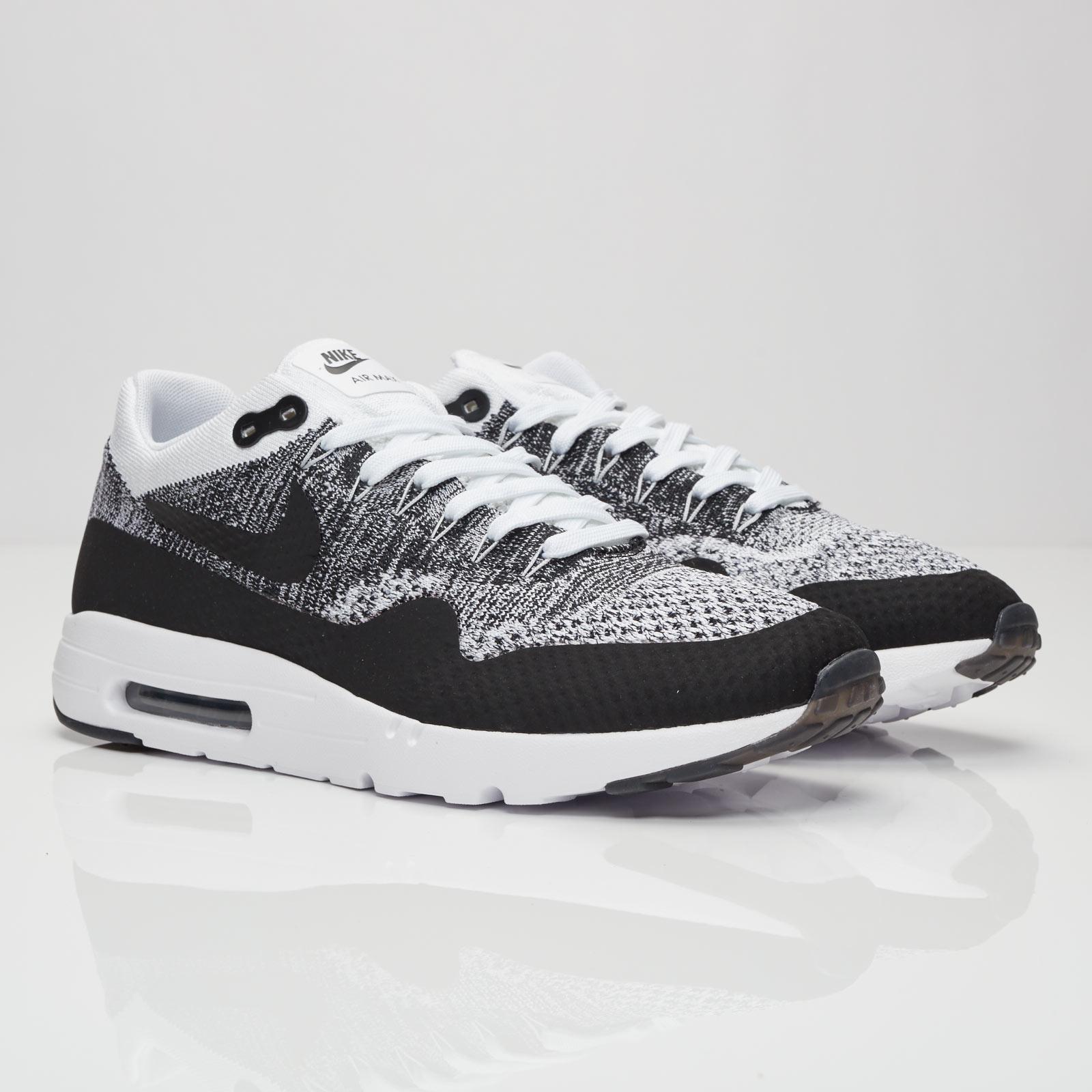 7a31bb4e2f6 Nike Air Max 1 Ultra Flyknit - 843384-100 - Sneakersnstuff ...