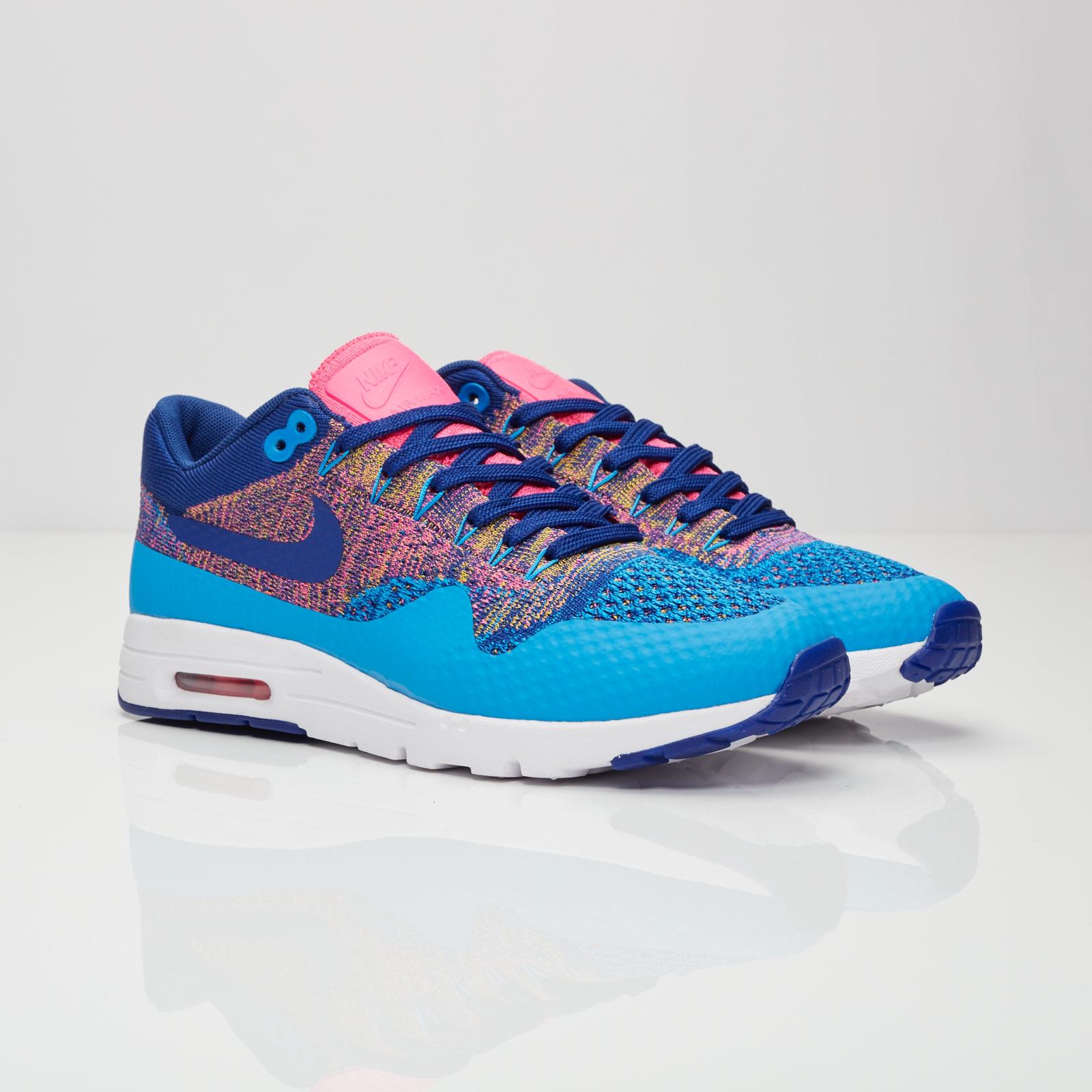 watch 45dd1 96852 Nike W Air Max 1 Ultra Flyknit - 843387-400 - Sneakersnstuff ...