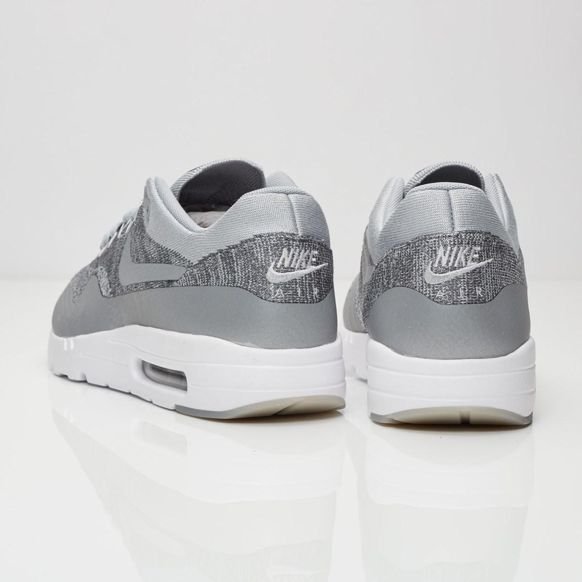 Nike Air Max 1 Ultra Flyknit 843384 001 Sneakersnstuff