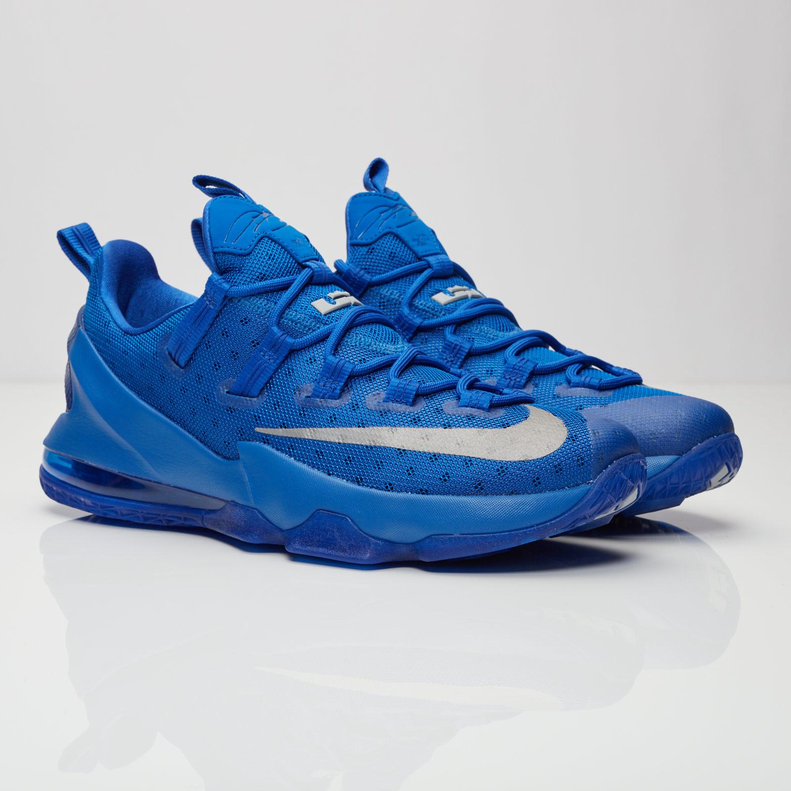 f84d145851c4 Nike Lebron XIII Low - 831925-400 - Sneakersnstuff