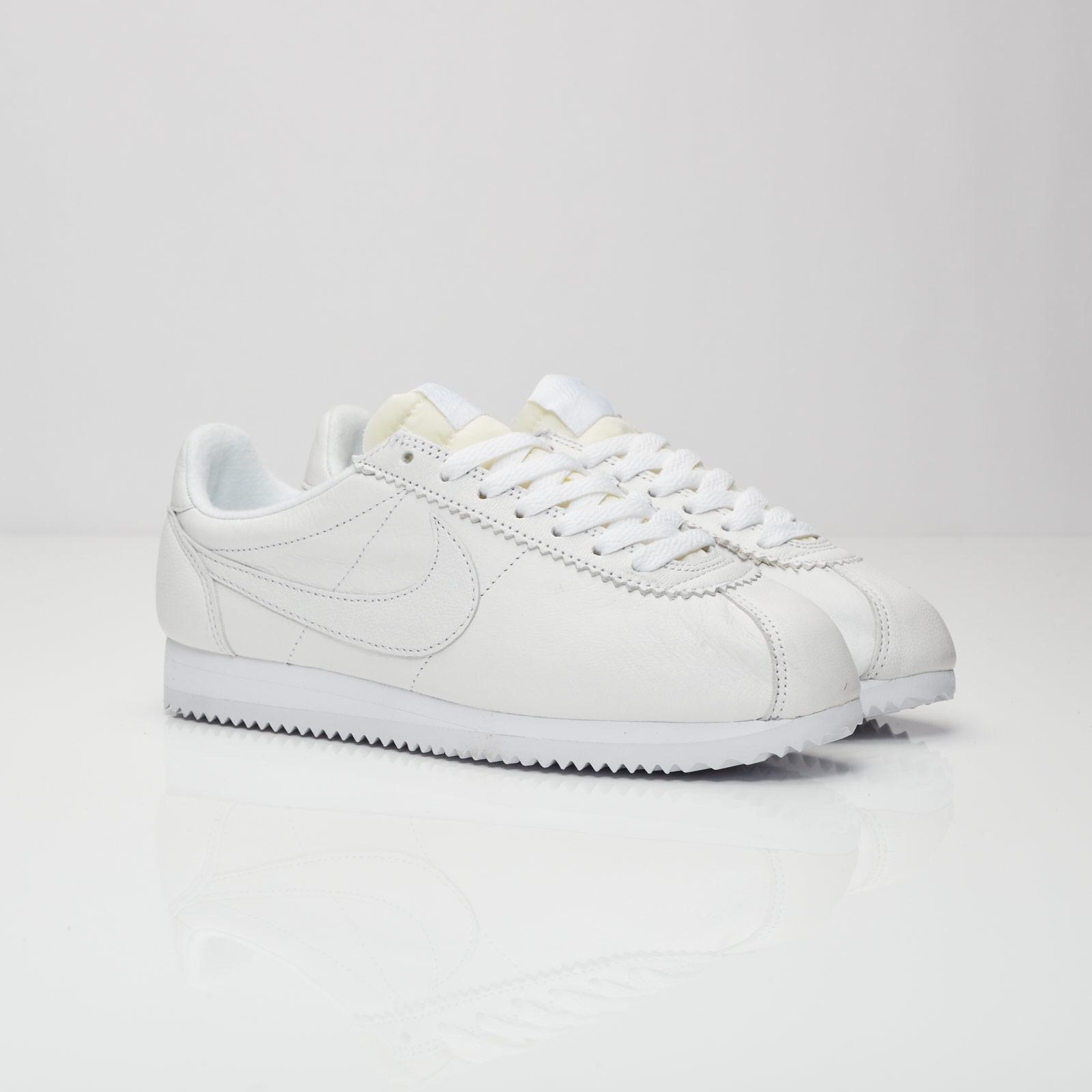Nike Wmns Classic Cortez Leather Premium - 833657-110 ... fca0efdc69e1