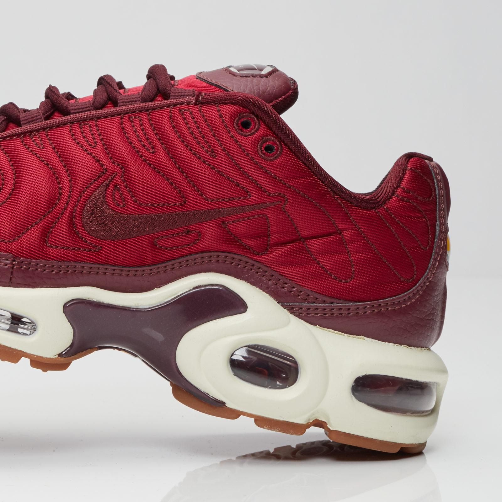 ef5c7e4f32 Nike Wmns Air Max Plus Premium - 848891-600 - Sneakersnstuff | sneakers &  streetwear online since 1999
