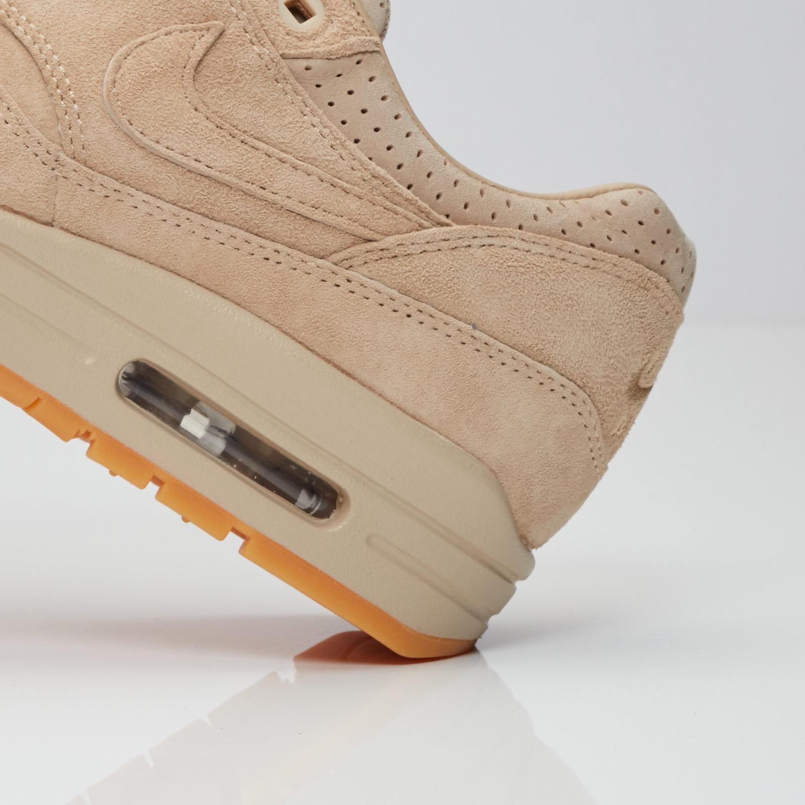 Nike Womens Air Max 1 Pinnacle 839608 200 LinenLinen Gum