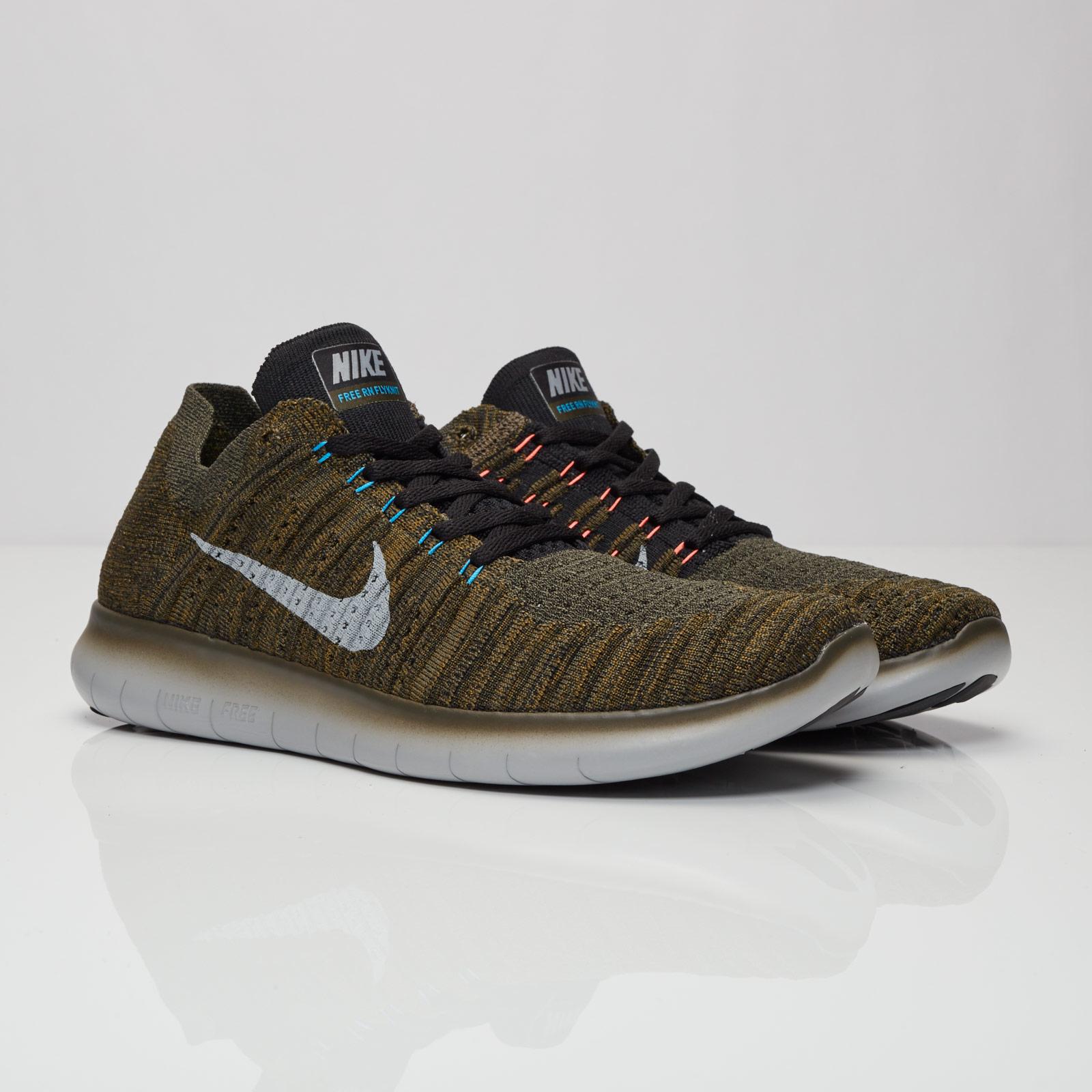Nike Free RN Flyknit beige