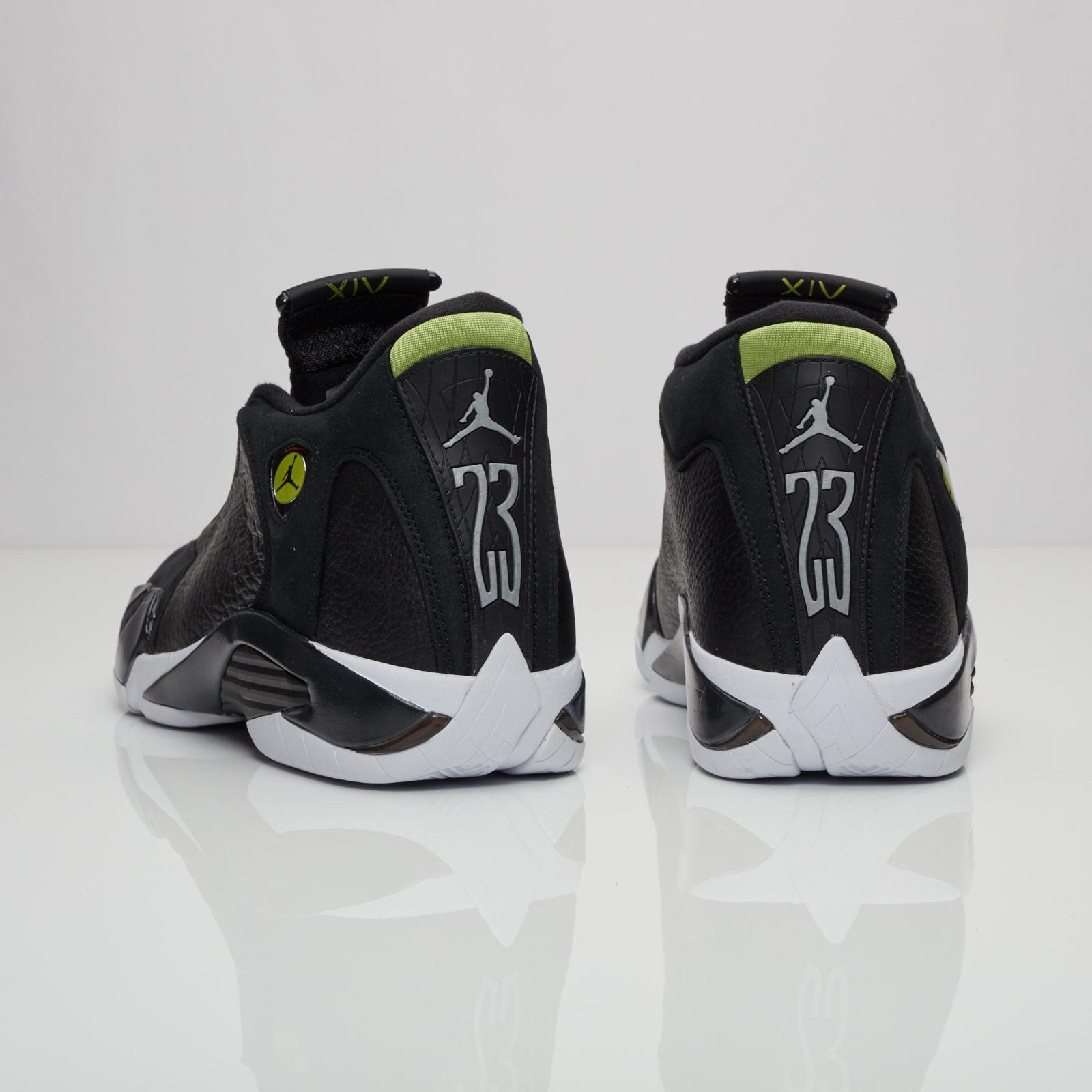 3c2621c3ebe088 Jordan Brand Air Jordan 14 Retro - 487471-005 - Sneakersnstuff ...