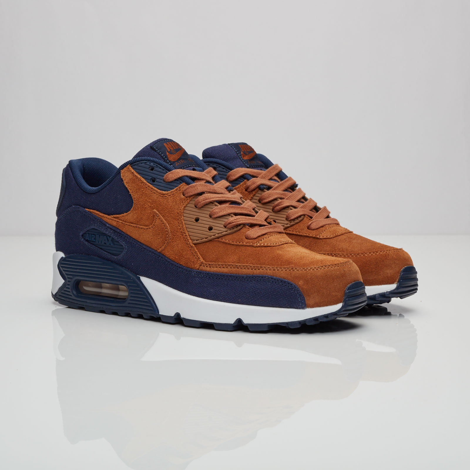 reputable site 5021b e438f Nike Air Max 90 Premium - 700155-201 - Sneakersnstuff ...