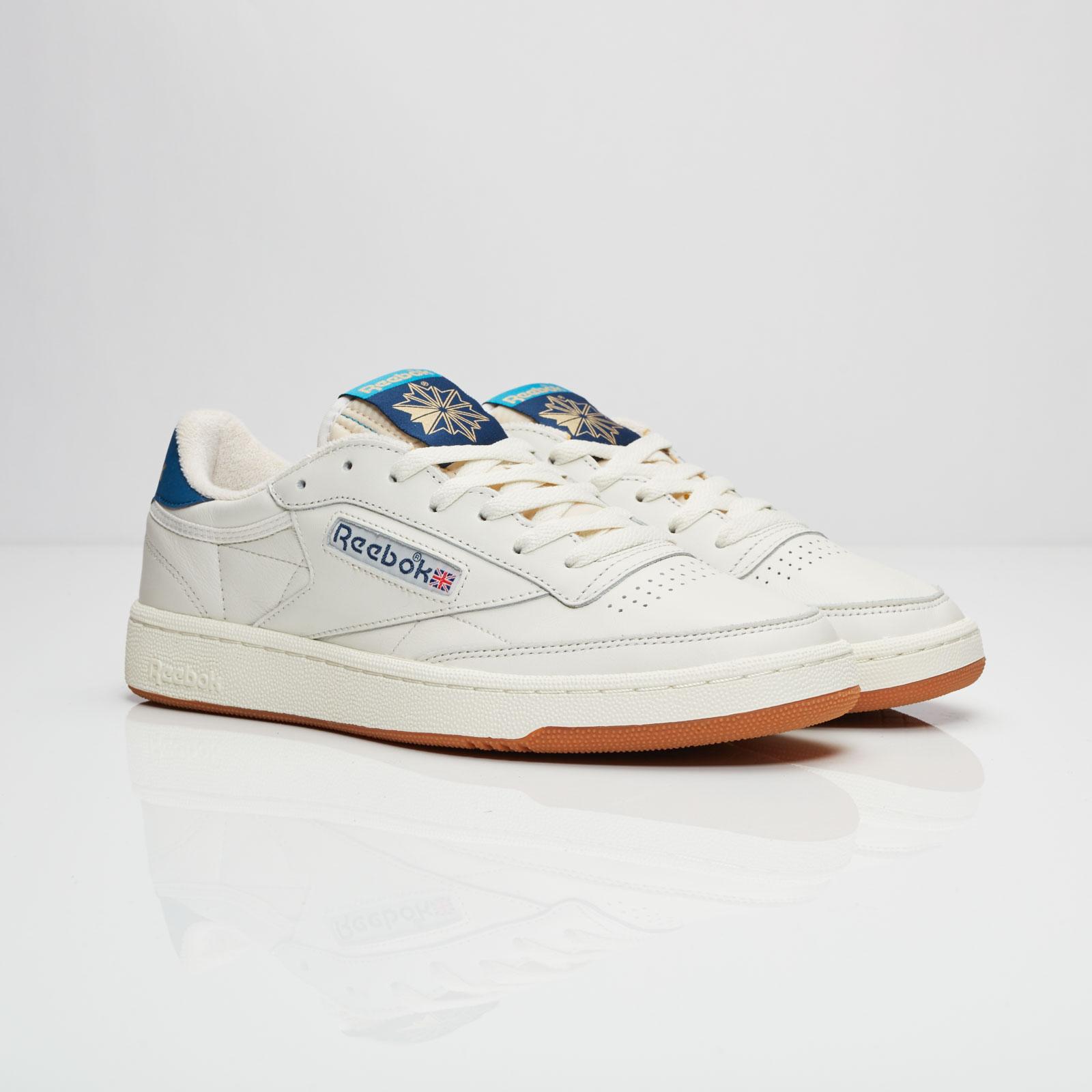 34130f4ea1d Reebok Club C 85 Retro Gum - Aq9844 - Sneakersnstuff
