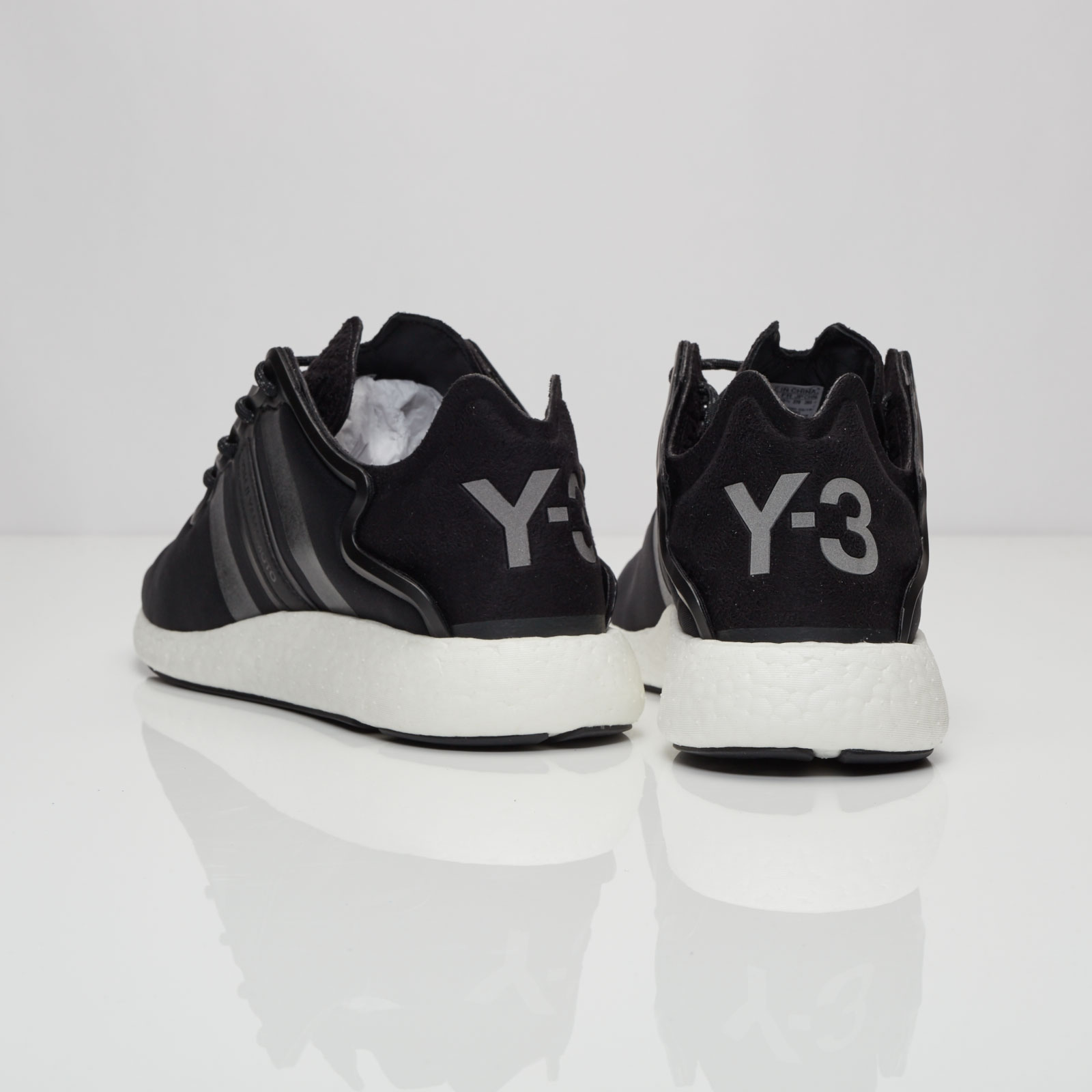 cd851c68ee030 adidas Y-3 Yohji Run - Bb4865 - Sneakersnstuff