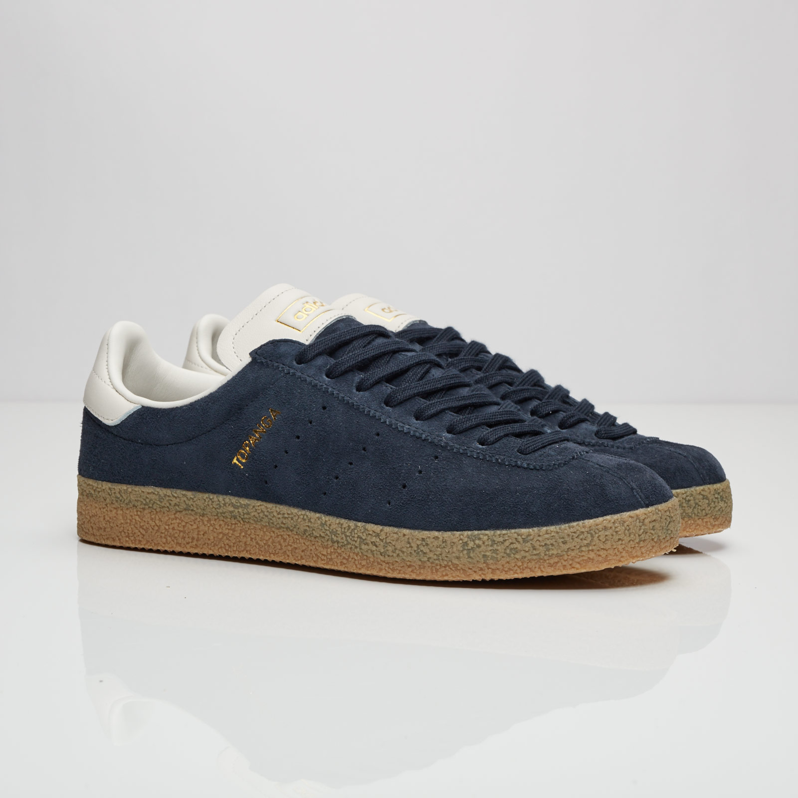 The newest adidas Originals Topanga Clean Mens Shoes Navy