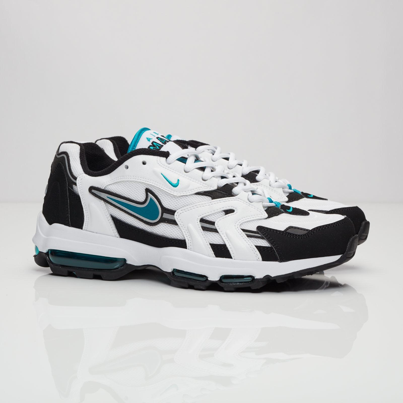 Nike Air Max 96 II XX 870166 100 Sneakersnstuff