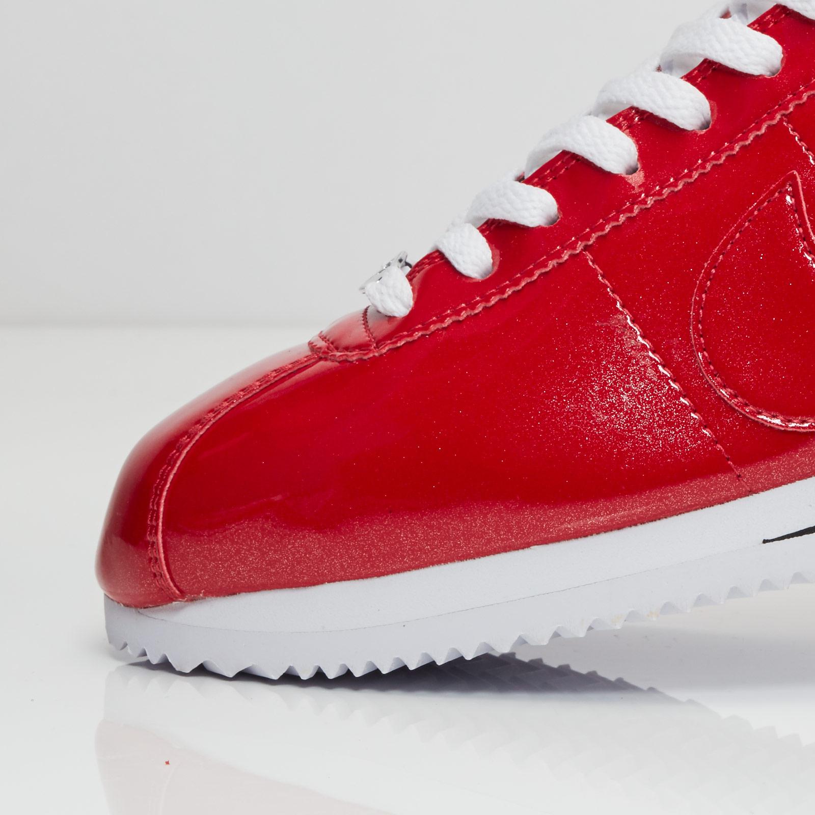 new concept 68544 c8a4e Nike Cortez Basic Premium QS - 819721-600 - Sneakersnstuff ...