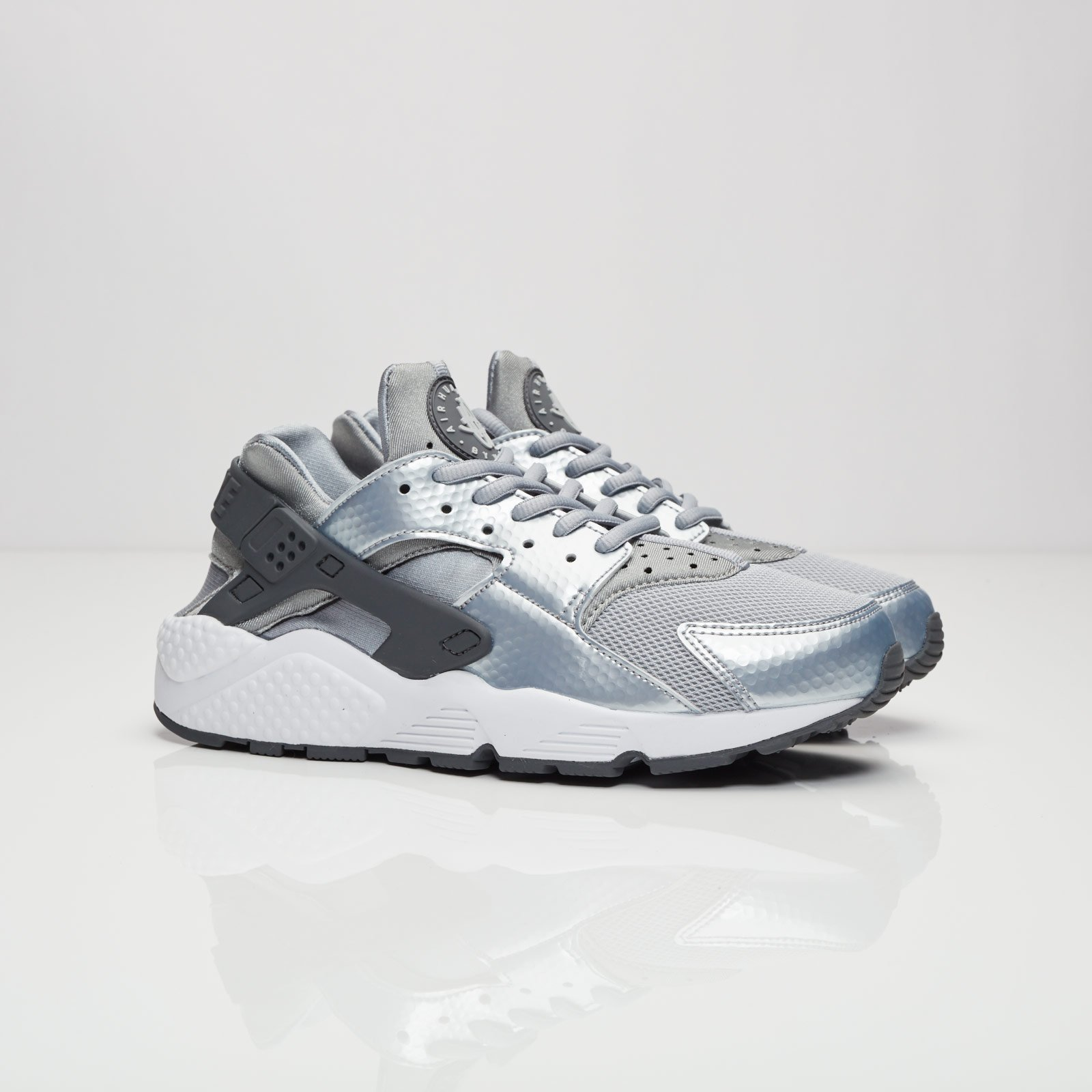 032e91d5537f coupon nike air huarache wolf grey white discharge d6e86 74aa5