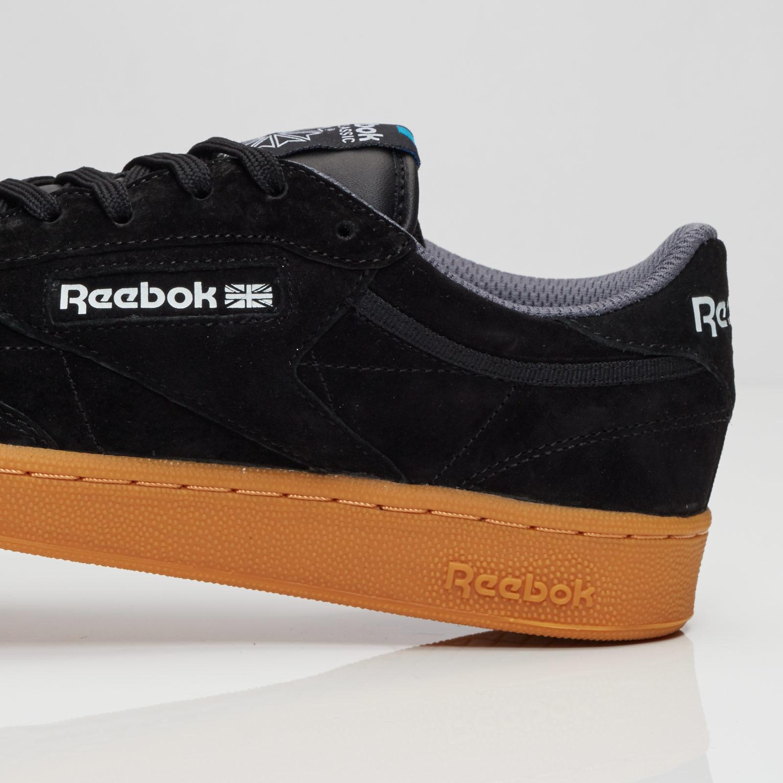 d2c1a0cba62b3a Reebok Club C 85 Indoor - Aq9872 - Sneakersnstuff