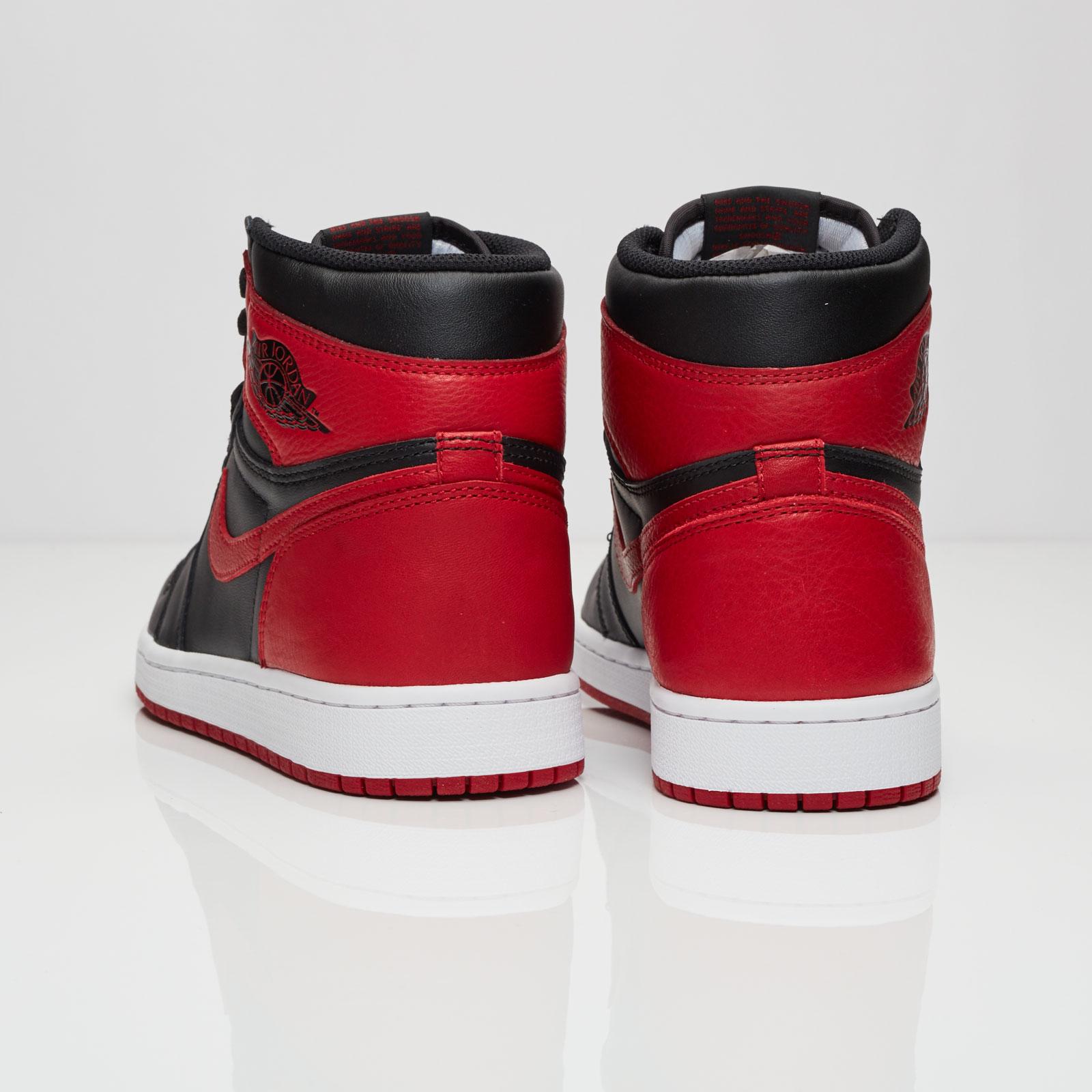 912dd4b6bf4 Jordan Brand Air Jordan 1 Retro High OG - 555088-001 - Sneakersnstuff |  sneakers & streetwear online since 1999