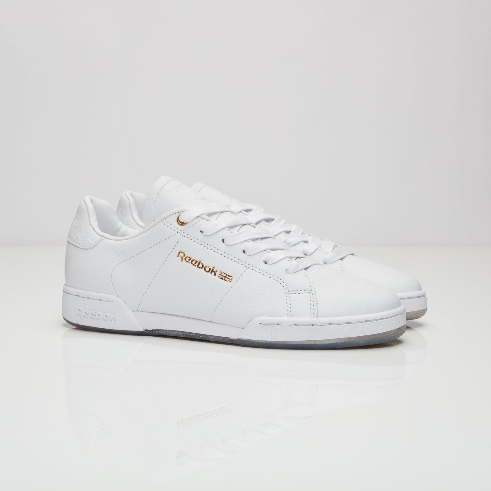 Womens NPC Ii Ne Low-Top Sneakers Reebok IOkPIoM