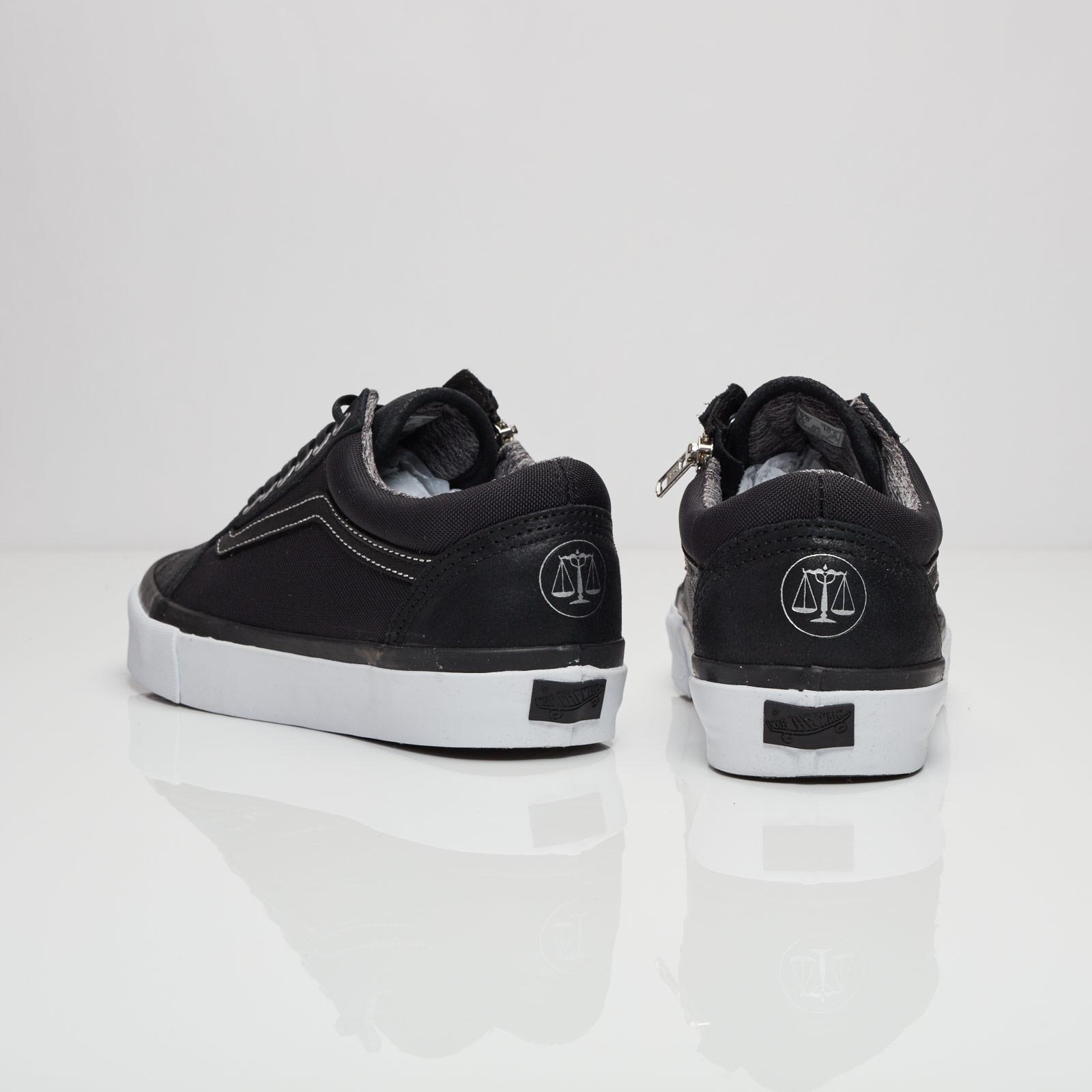 dbd5010586b743 Vans Old Skool Zip LX (Highs   Lows) - V0yr5jij - Sneakersnstuff ...