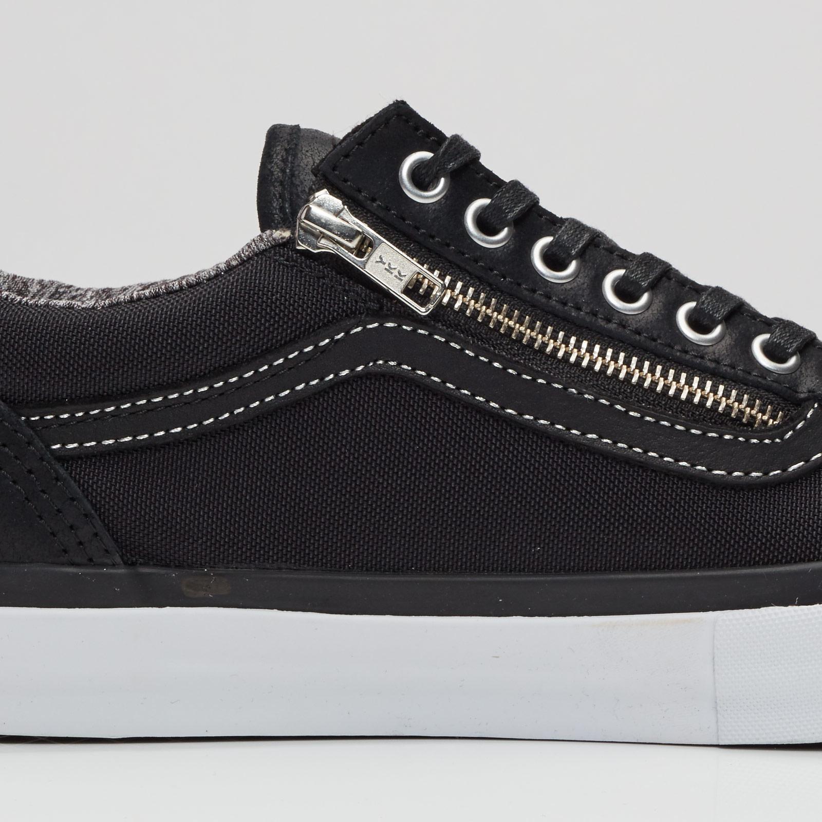 a789f7dec992 Vans Old Skool Zip LX (Highs   Lows) - V0yr5jij - Sneakersnstuff ...
