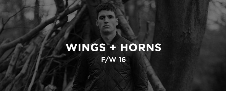 adidas Wings+Horns