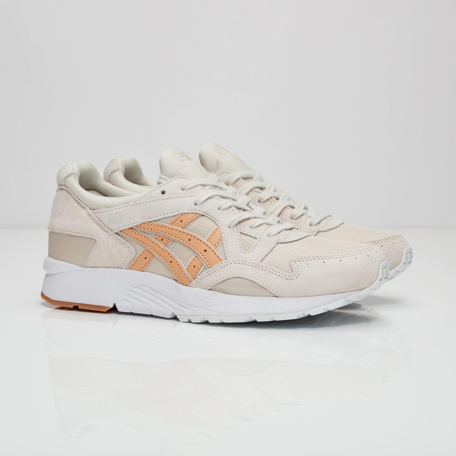 asics gel-lyte v sneaker beige h6q3n 2105