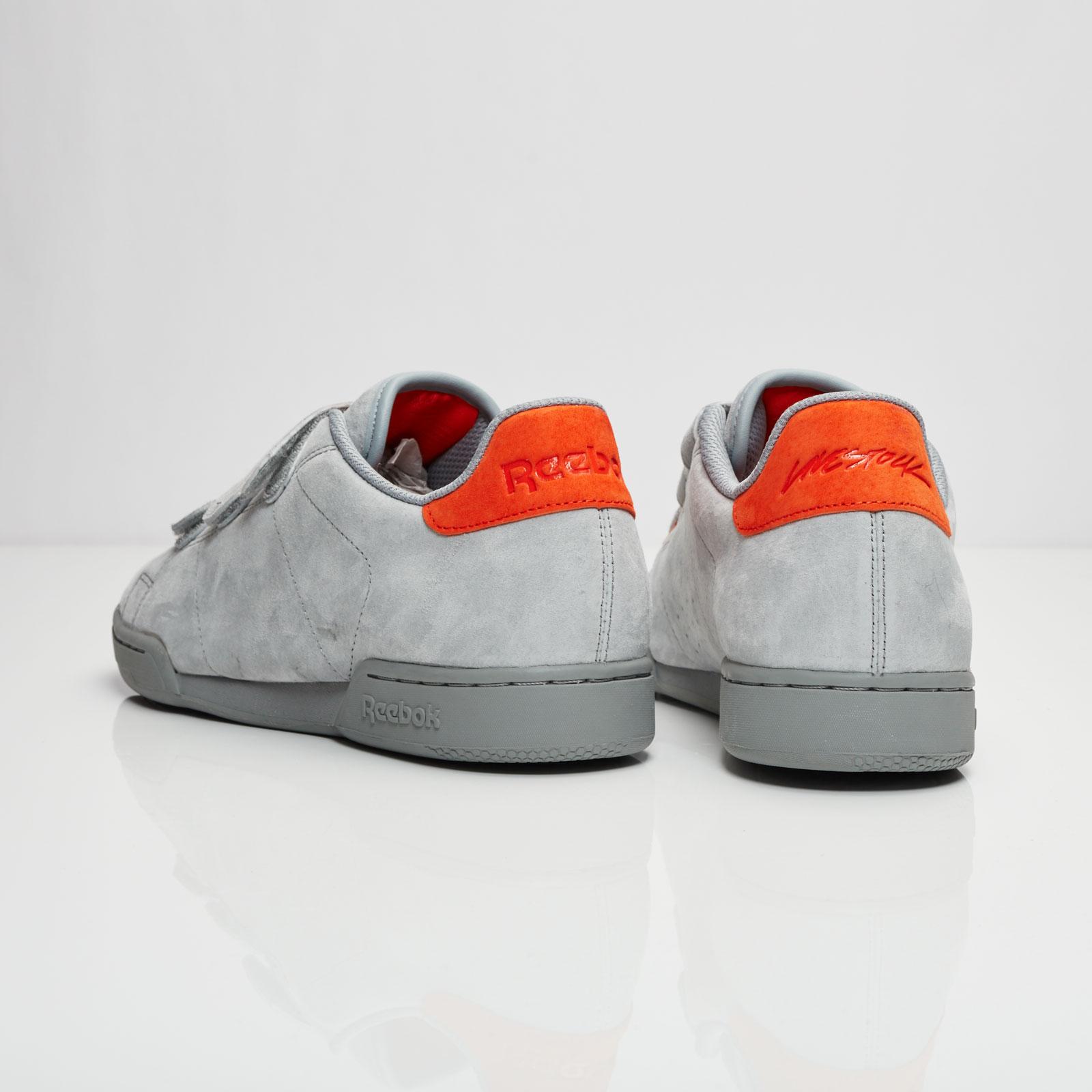 aea78ab04bf Reebok NPC Straps CN - Ar2594 - Sneakersnstuff