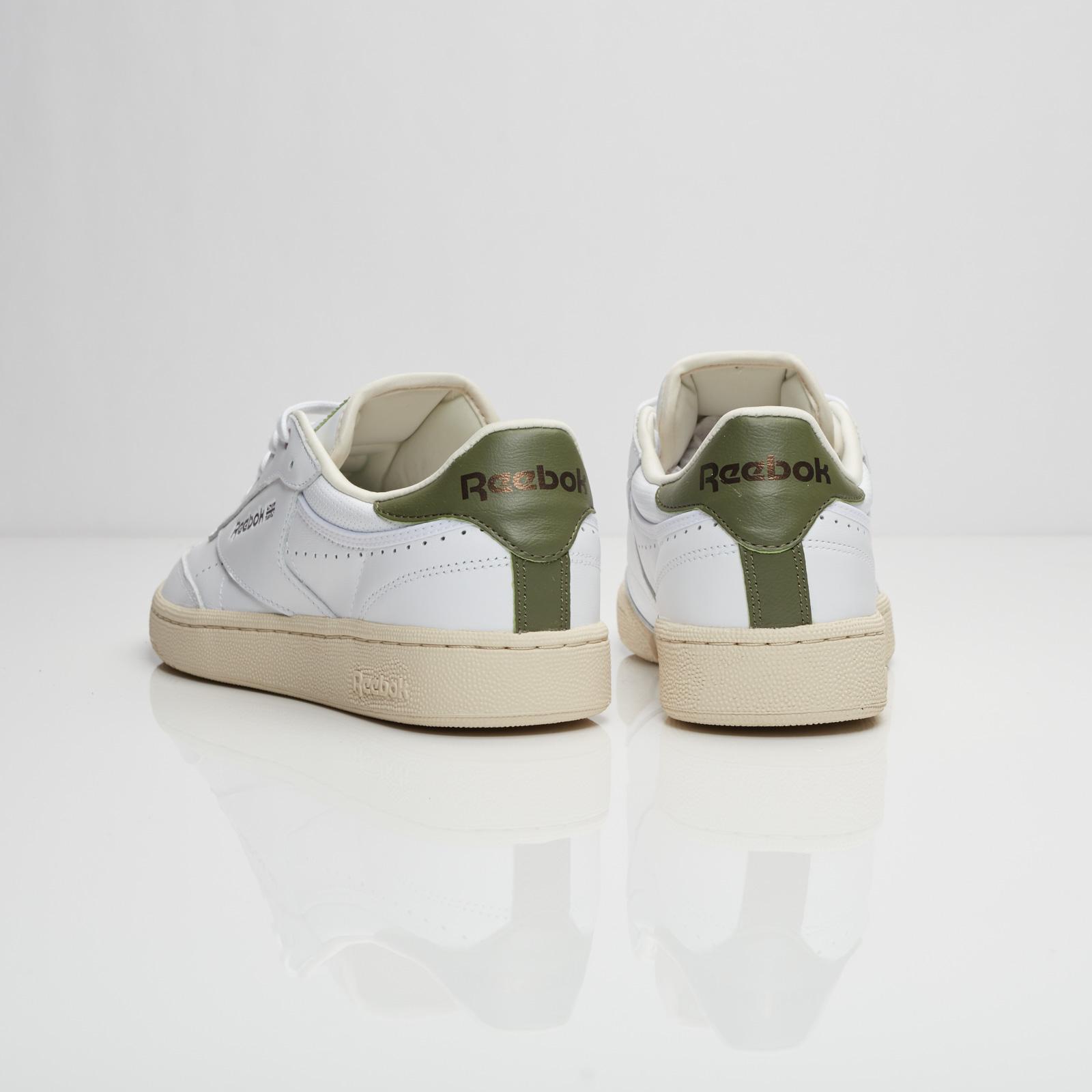 Reebok Club C 85 PL Ar1284 Sneakersnstuff | sneakers
