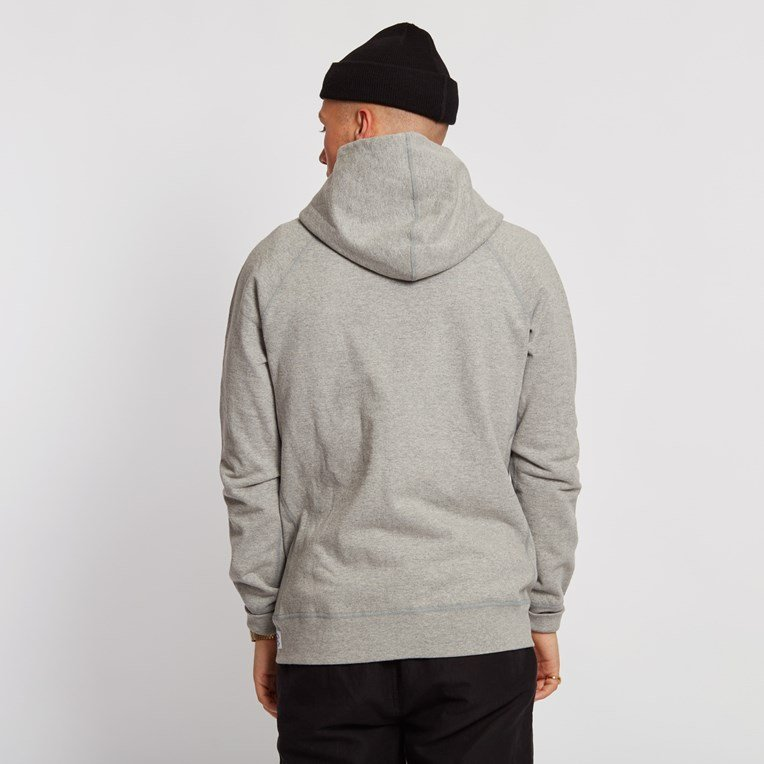 Reigning Champ Twill Terry Full Zip Hoodie Jacket - 2