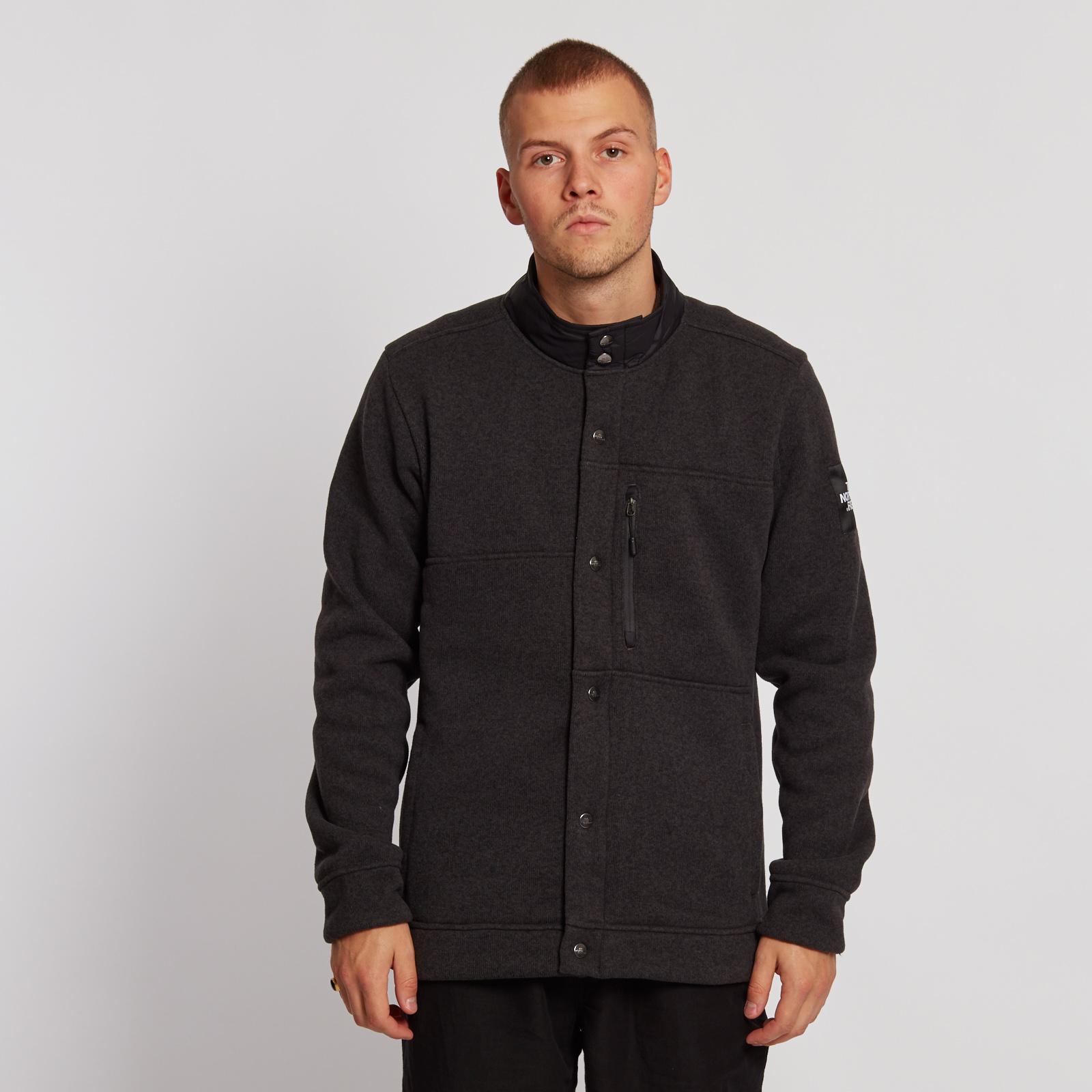 f6e10fa63 spain north face denali jacket heather grey inc 66d70 edec4
