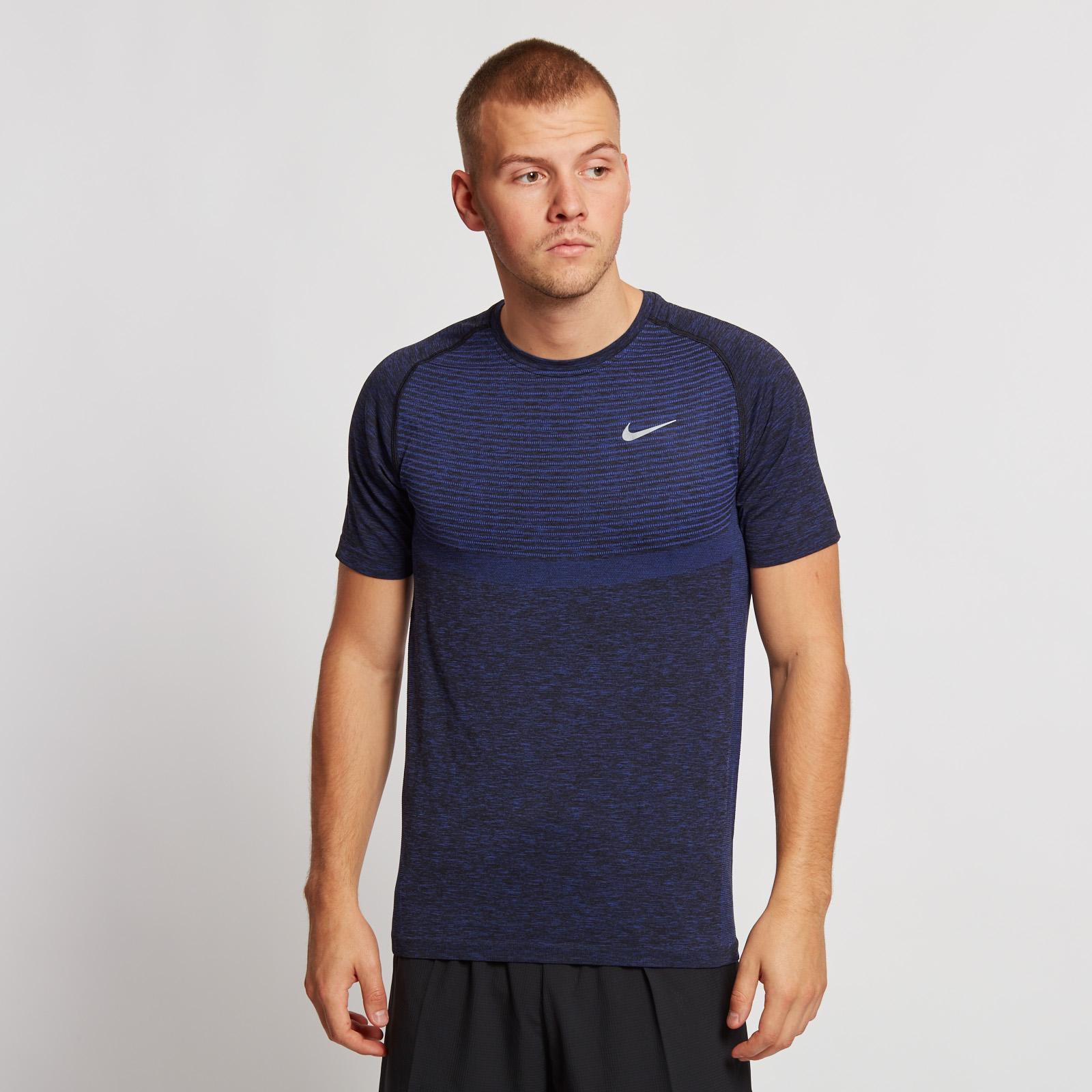 0ee23db3c8 Nike Dri-Fit Knit SS - 717758-459 - Sneakersnstuff