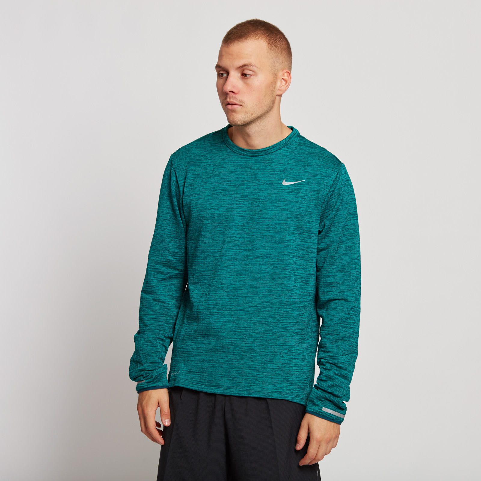 El actual preocupación exhaustivo  Nike Therma Sphere Element Running Top - 807453-351 ...