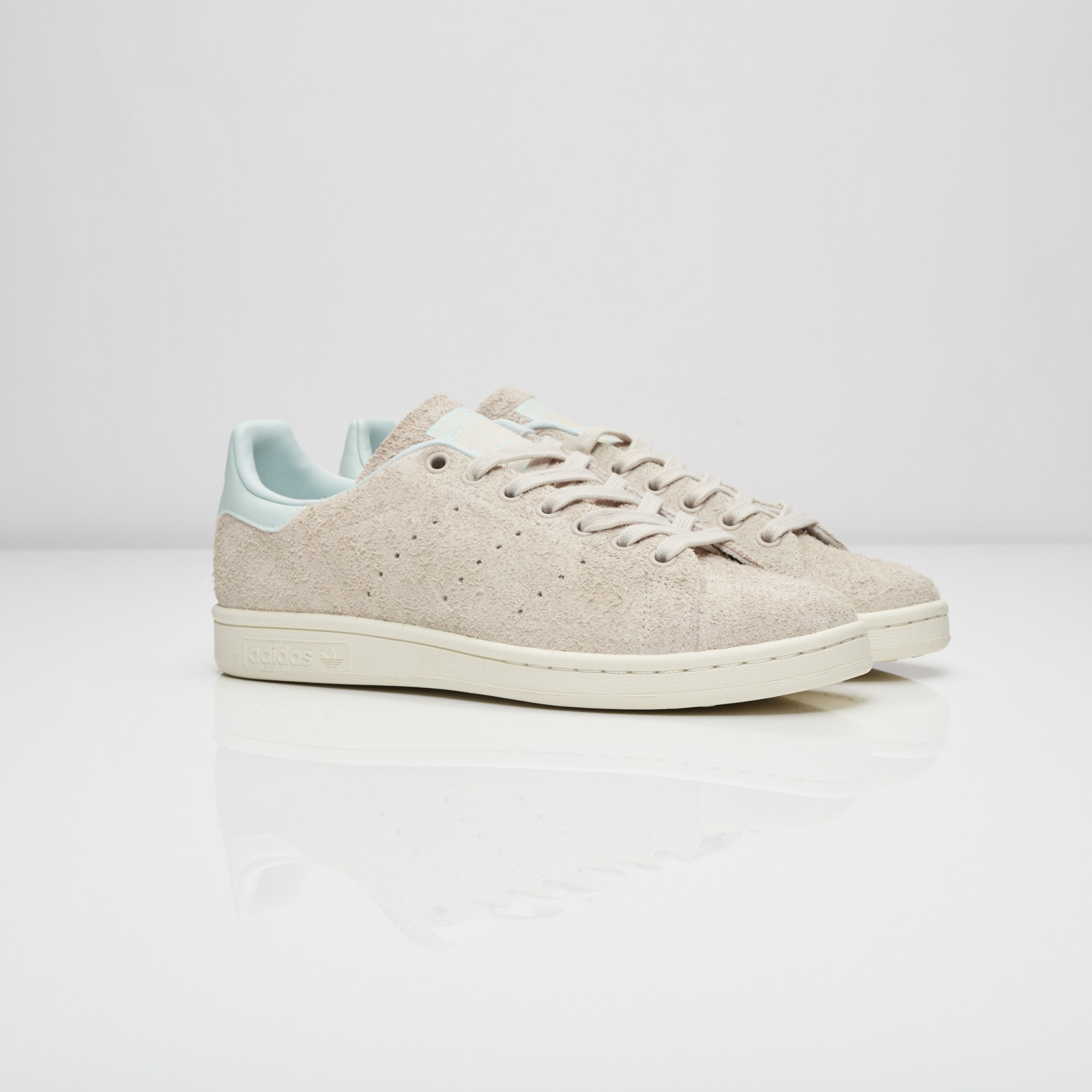 ADIDAS STAN SMITH women clear brown vapor green Sneaker