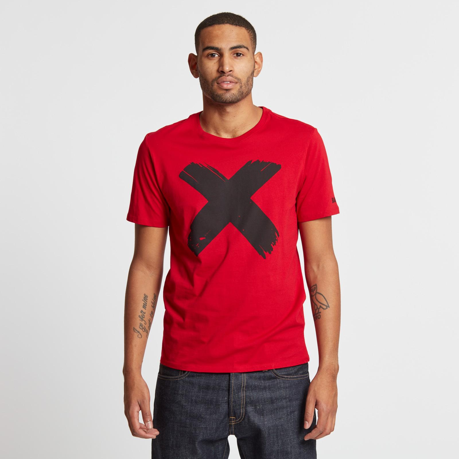 Jordan Brand AJ 1 Banned Logo Tee - 842254-687