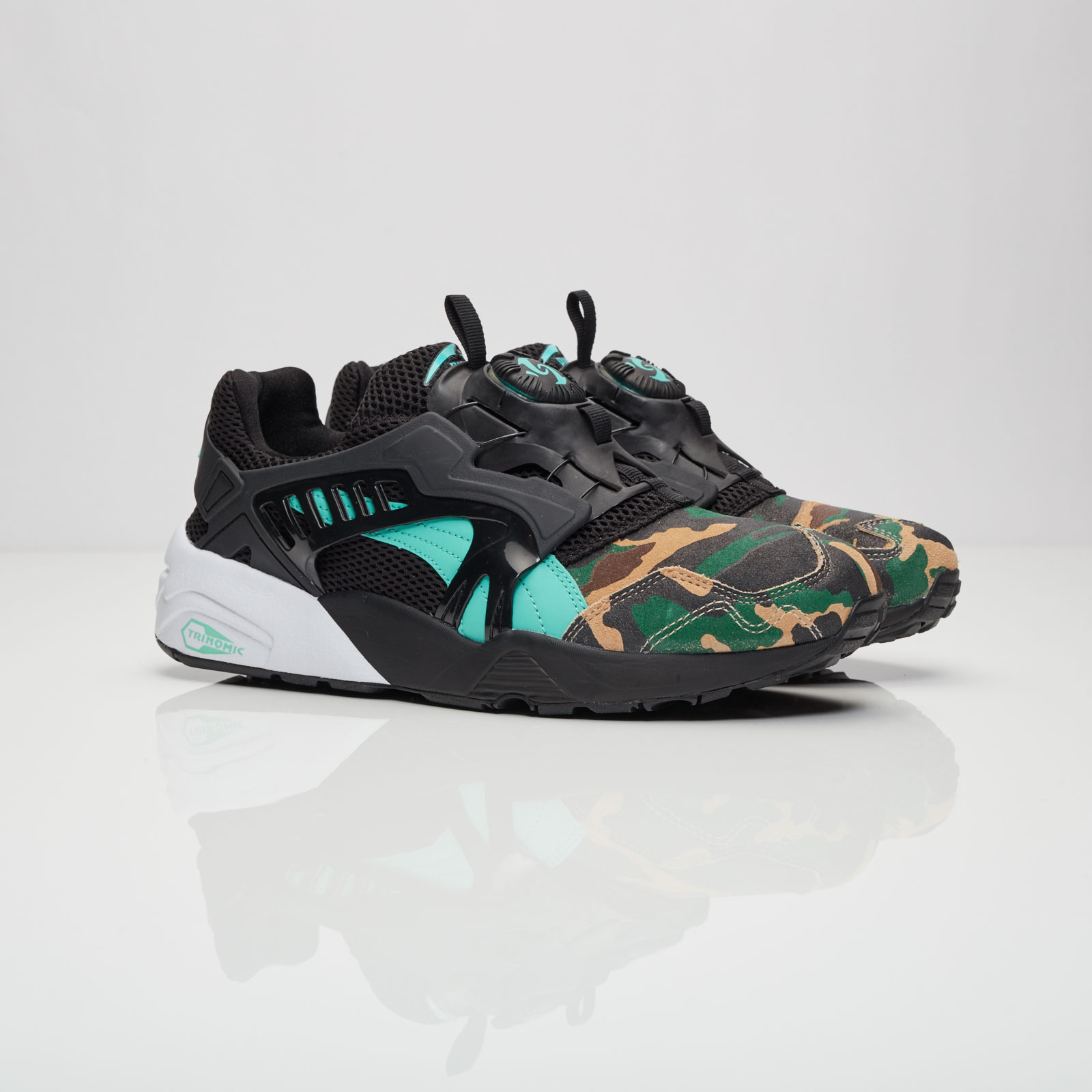 24f54aebc604 Puma Disc Blaze Night Jungle - 363060-01 - Sneakersnstuff