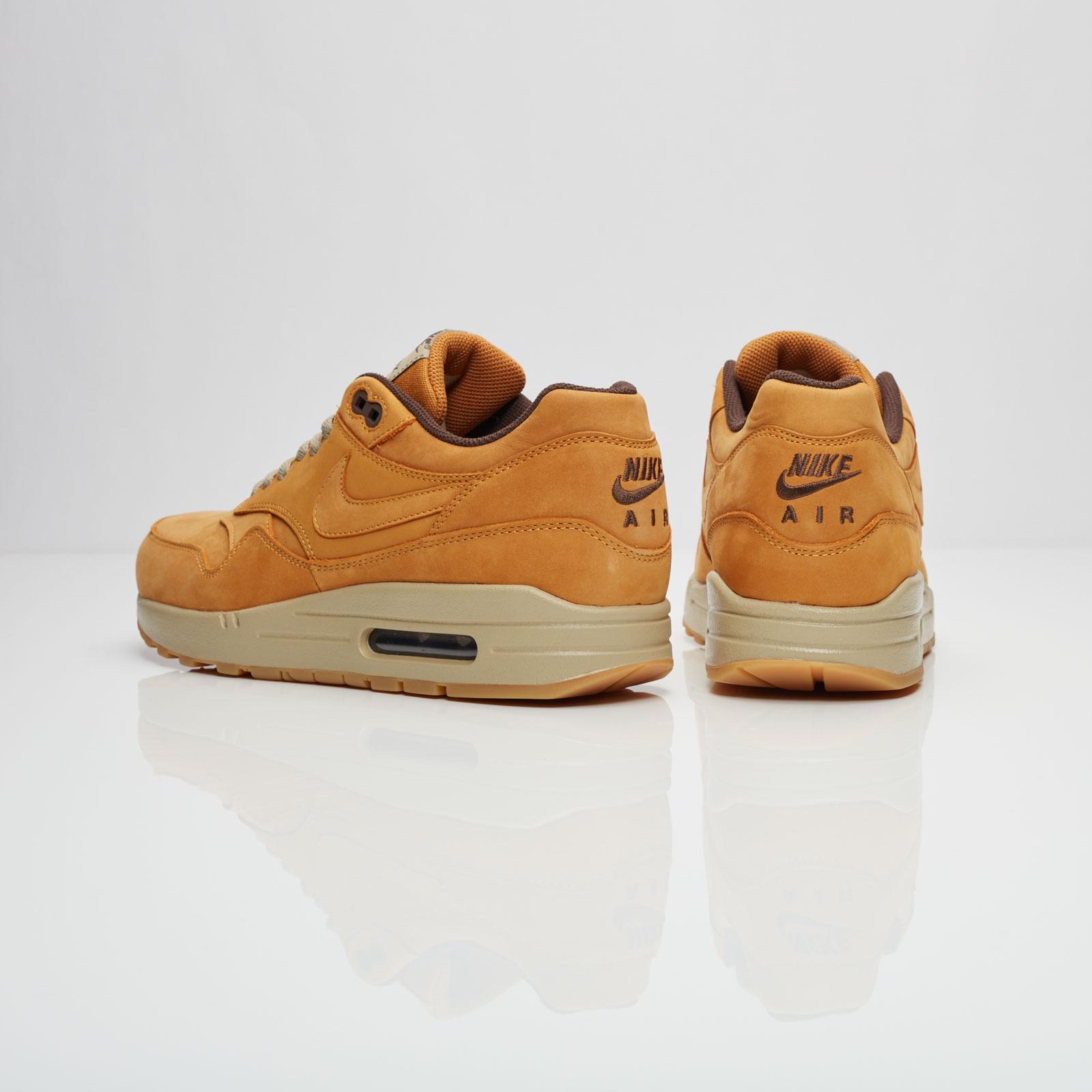 Nike Air Max 1 Leather Premium - 705282-700 - Sneakersnstuff ... 7b63c782b