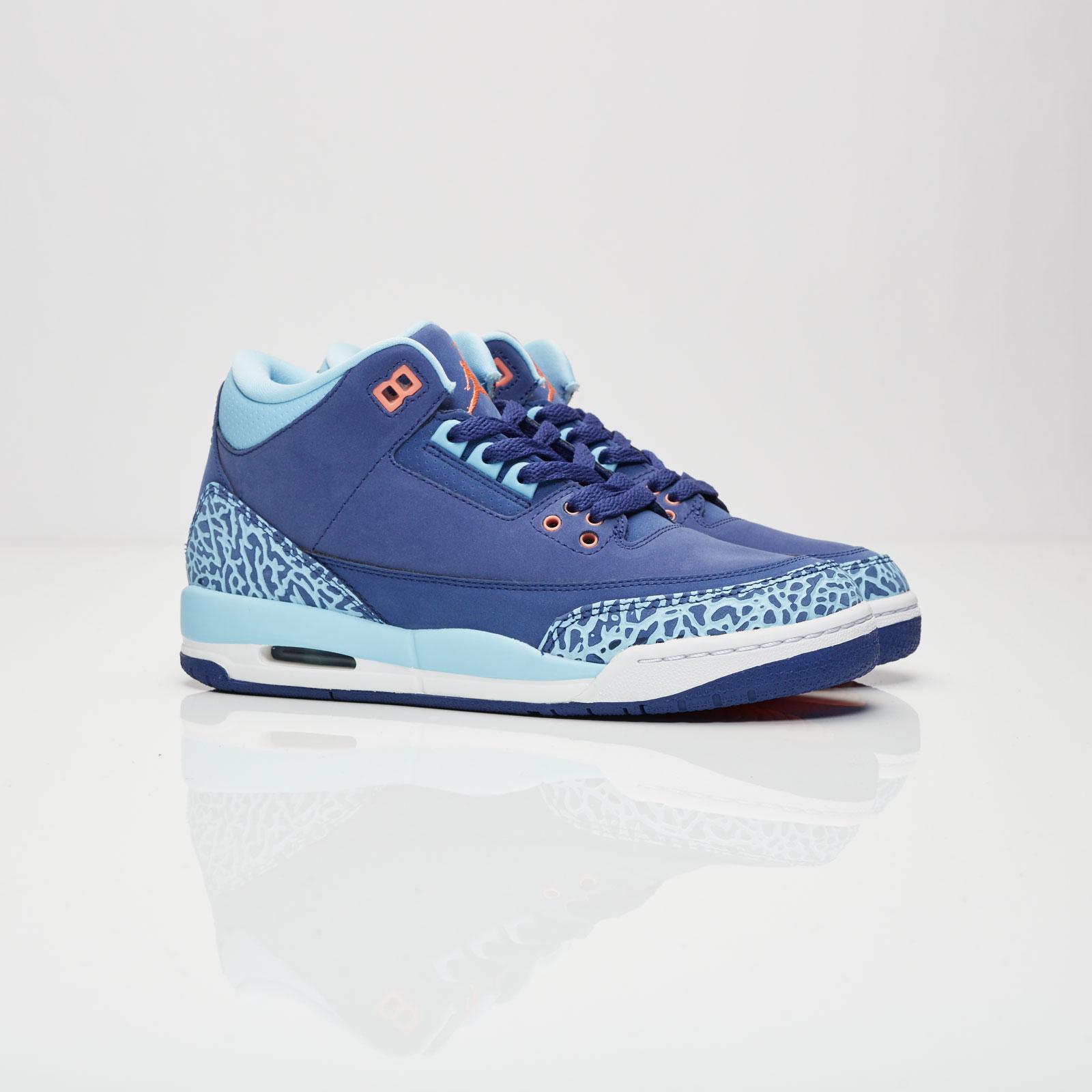Jordan Brand Air Jordan 3 Retro (GS) - 441140-506 - Sneakersnstuff ... 127a628bc