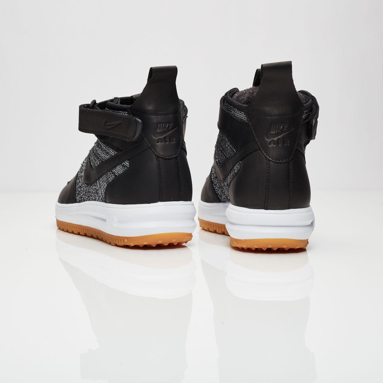 the latest 8b5cb d98d1 Nike Lunar Force 1 Flyknit Workboot - 855984-001 - Sneakersnstuff   sneakers    streetwear online since 1999