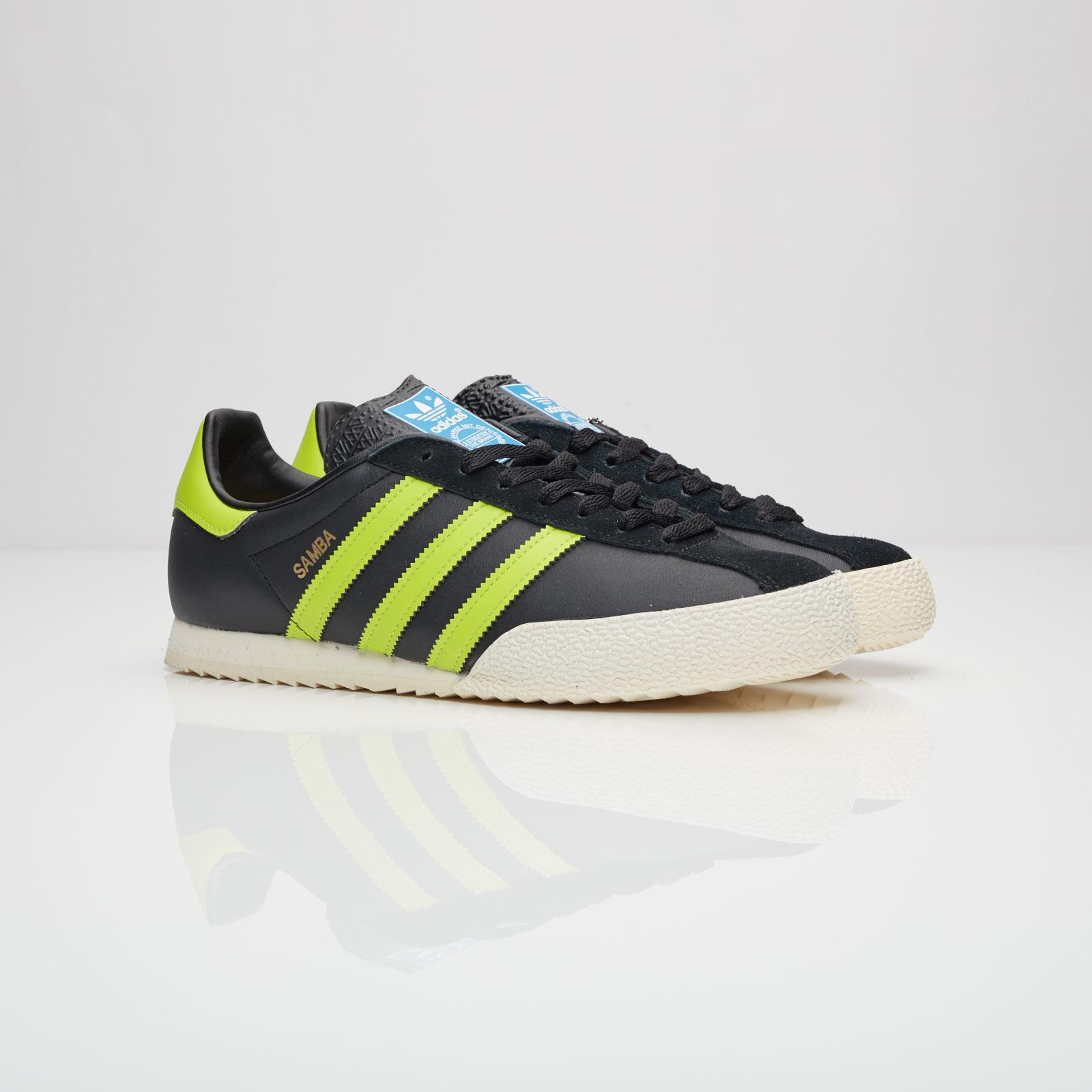 ca1c1d630a039 adidas Samba SPZL - S75958 - Sneakersnstuff | sneakers & streetwear ...