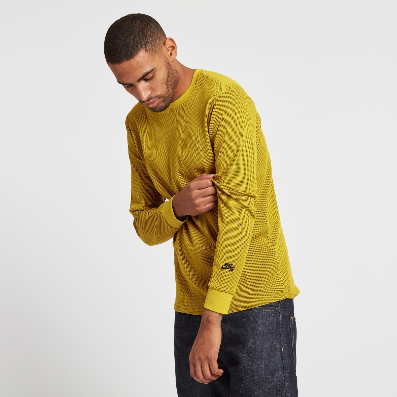 514ce7fb Nike Long Sleeve Thermal Top - 800964-353 - Sneakersnstuff ...